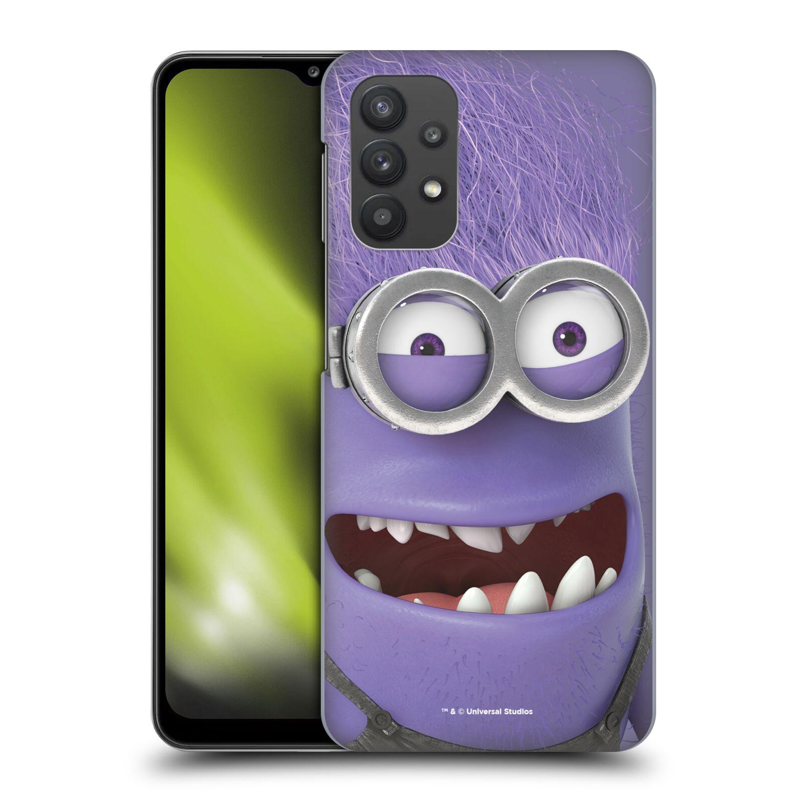 Plastové pouzdro na mobil Samsung Galaxy A32 5G - Head Case - Zlý Mimoň z filmu Já, padouch - Despicable Me