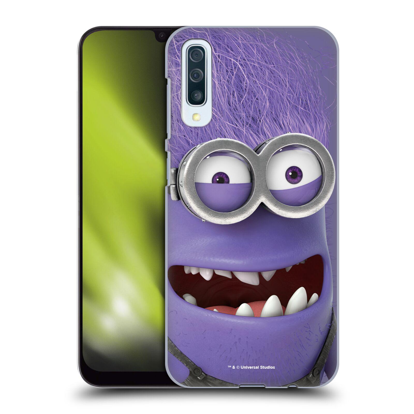 Plastové pouzdro na mobil Samsung Galaxy A50 - Head Case - Zlý Mimoň z filmu Já, padouch - Despicable Me