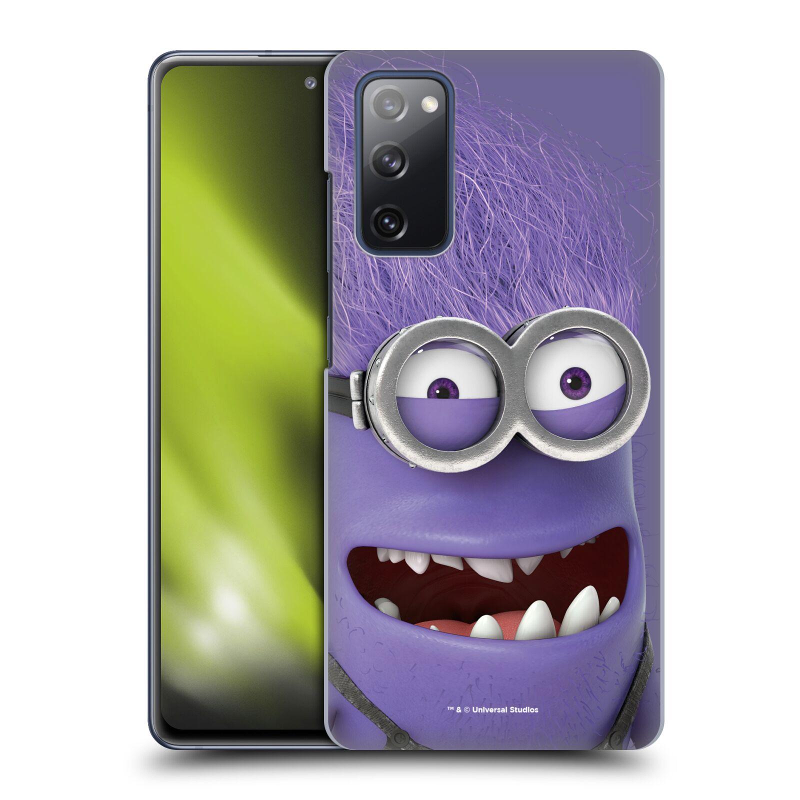 Plastové pouzdro na mobil Samsung Galaxy S20 FE - Head Case - Zlý Mimoň z filmu Já, padouch - Despicable Me