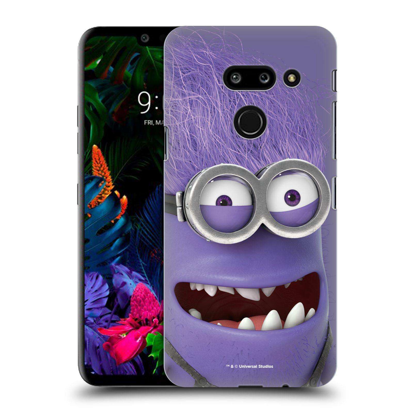 Plastové pouzdro na mobil LG G8 ThinQ - Head Case - Zlý Mimoň z filmu Já, padouch - Despicable Me