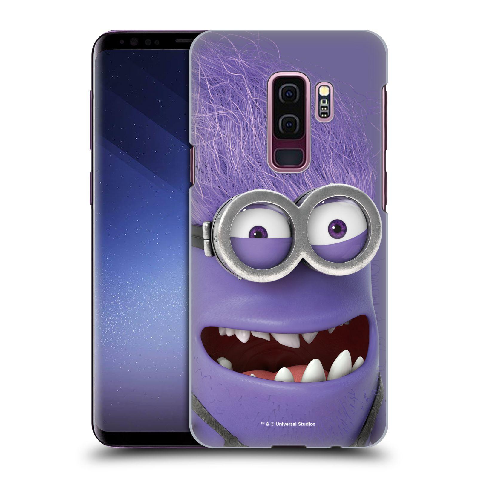 Plastové pouzdro na mobil Samsung Galaxy S9 Plus - Head Case - Zlý Mimoň z filmu Já, padouch - Despicable Me