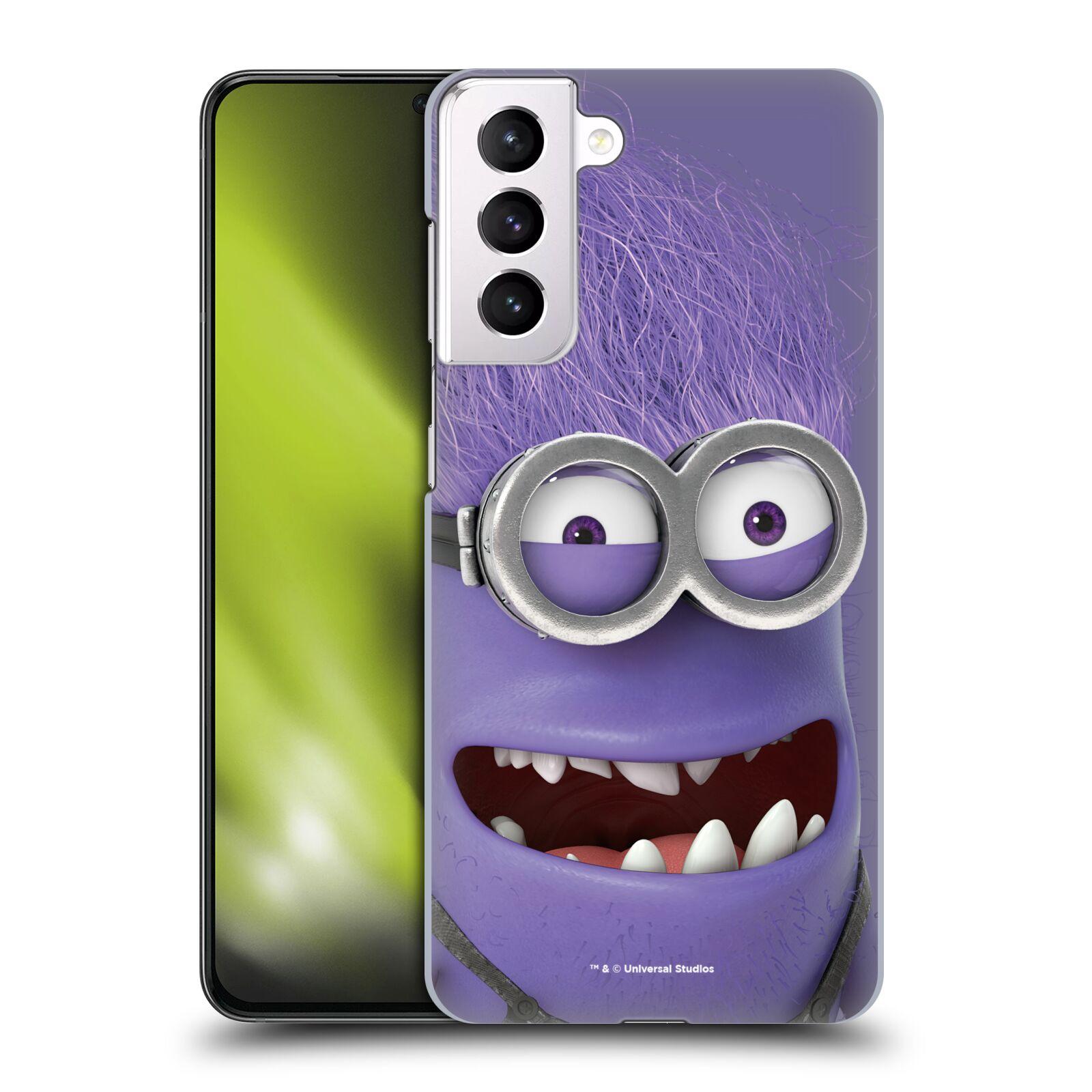 Plastové pouzdro na mobil Samsung Galaxy S21 Plus 5G - Head Case - Zlý Mimoň z filmu Já, padouch - Despicable Me