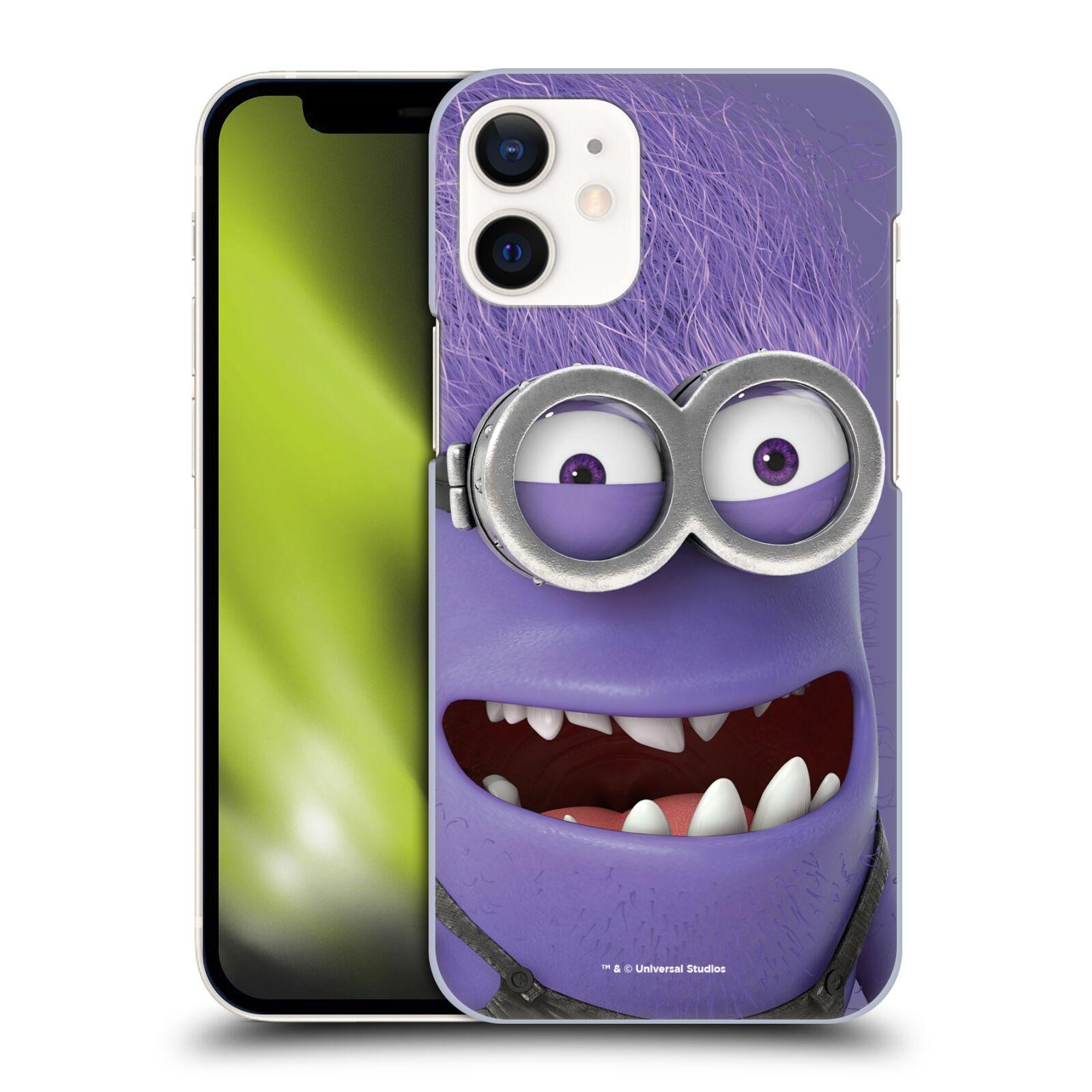 Plastové pouzdro na mobil Apple iPhone 12 Mini - Head Case - Zlý Mimoň z filmu Já, padouch - Despicable Me