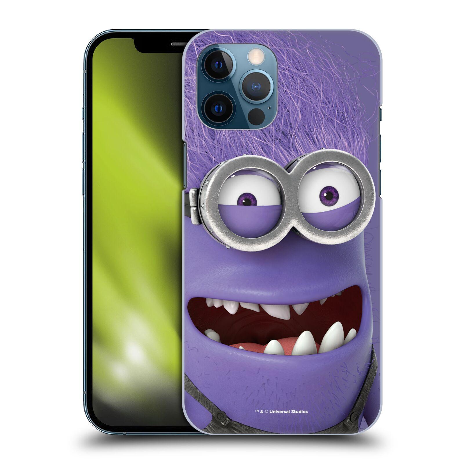 Plastové pouzdro na mobil Apple iPhone 12 Pro Max - Head Case - Zlý Mimoň z filmu Já, padouch - Despicable Me
