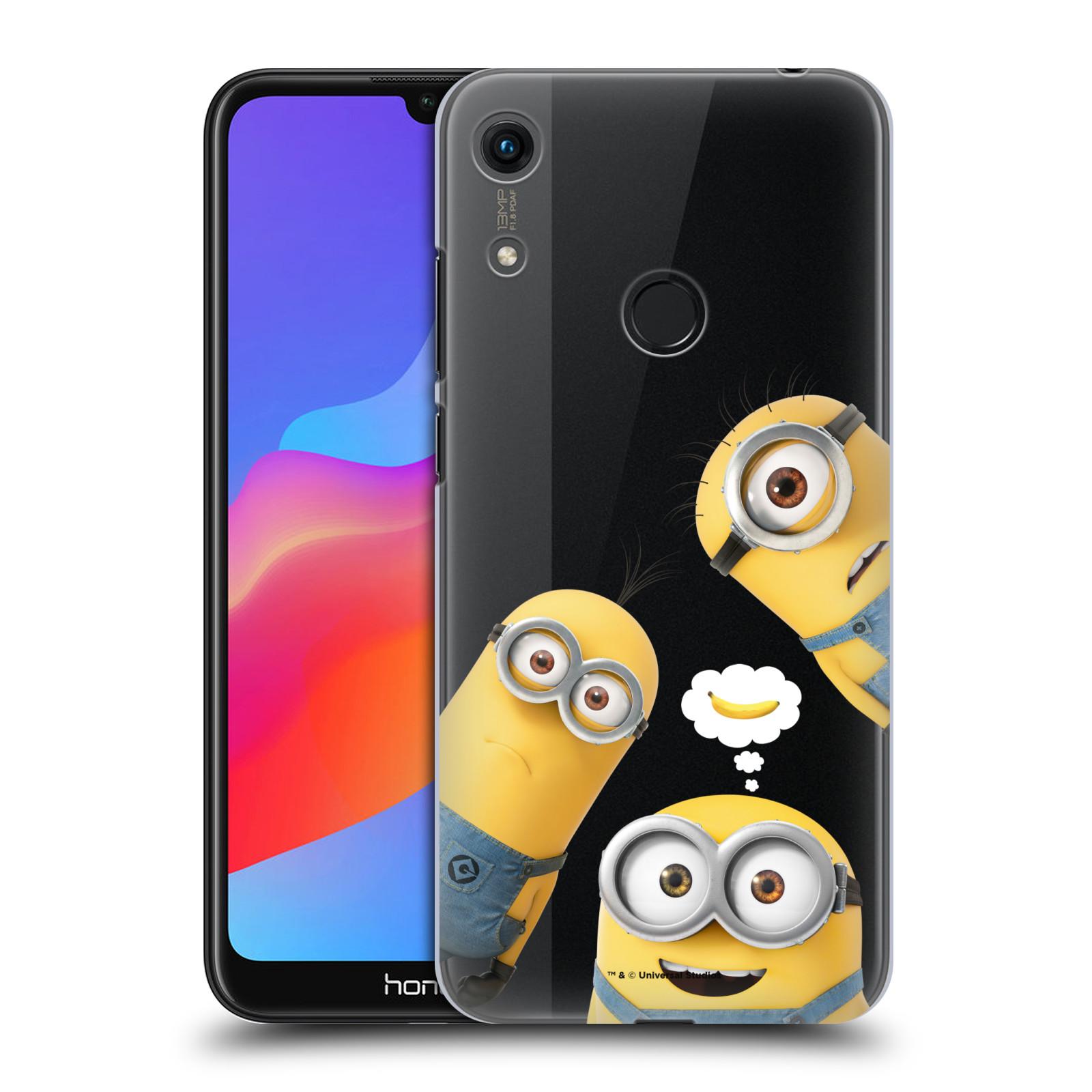 Plastové pouzdro na mobil Honor 8A - Head Case - Mimoni Banana z filmu Já, padouch - Despicable Me