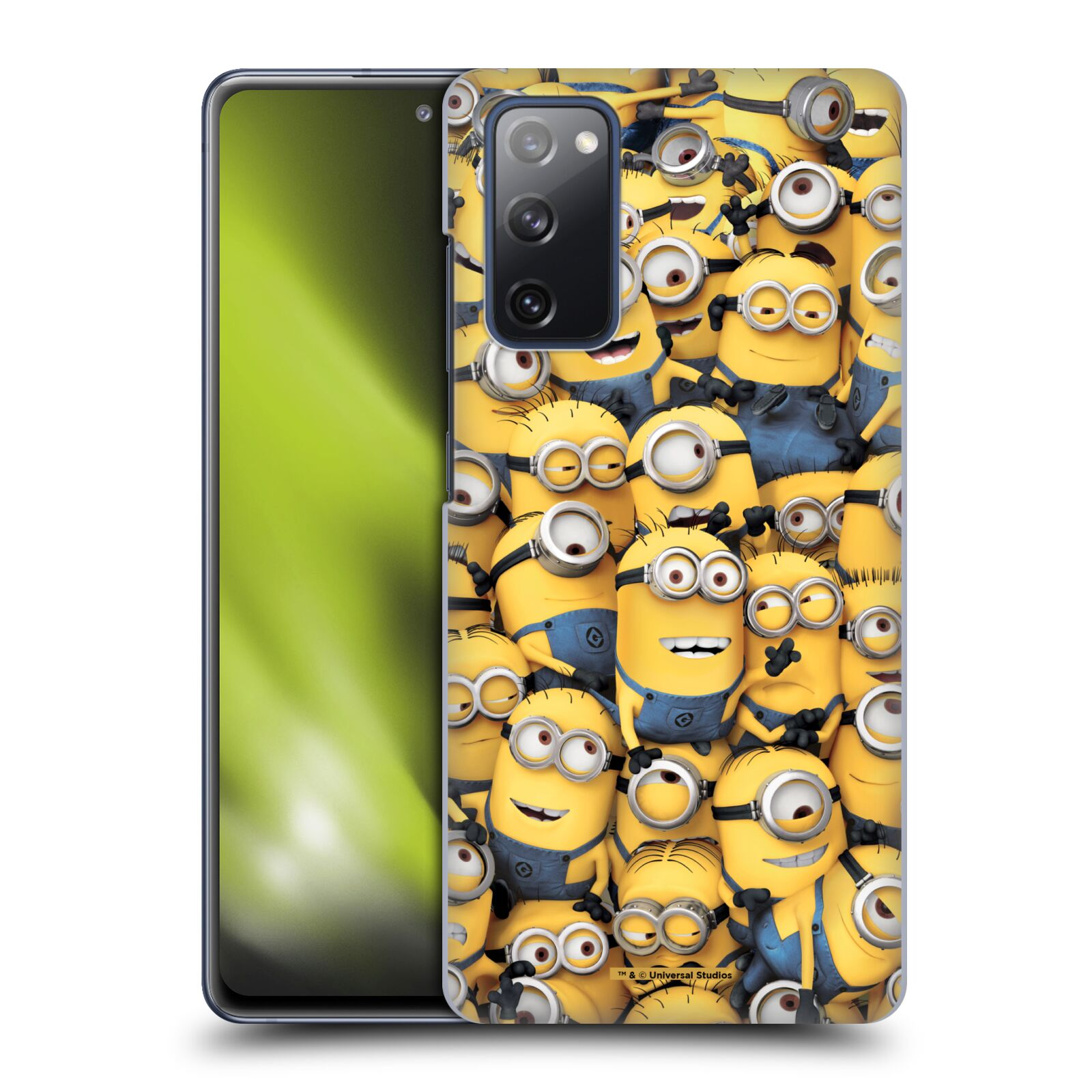 Plastové pouzdro na mobil Samsung Galaxy S20 FE - Head Case - Mimoni všude z filmu Já, padouch - Despicable Me