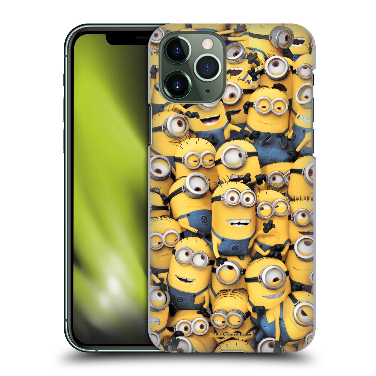Plastové pouzdro na mobil Apple iPhone 11 Pro - Head Case - Mimoni všude z filmu Já, padouch - Despicable Me
