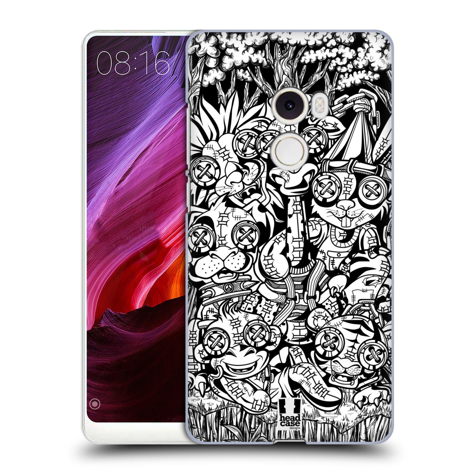 Plastové pouzdro na mobil Xiaomi Mi Mix 2 - Head Case - VOODOO ZVÍŘÁTKA