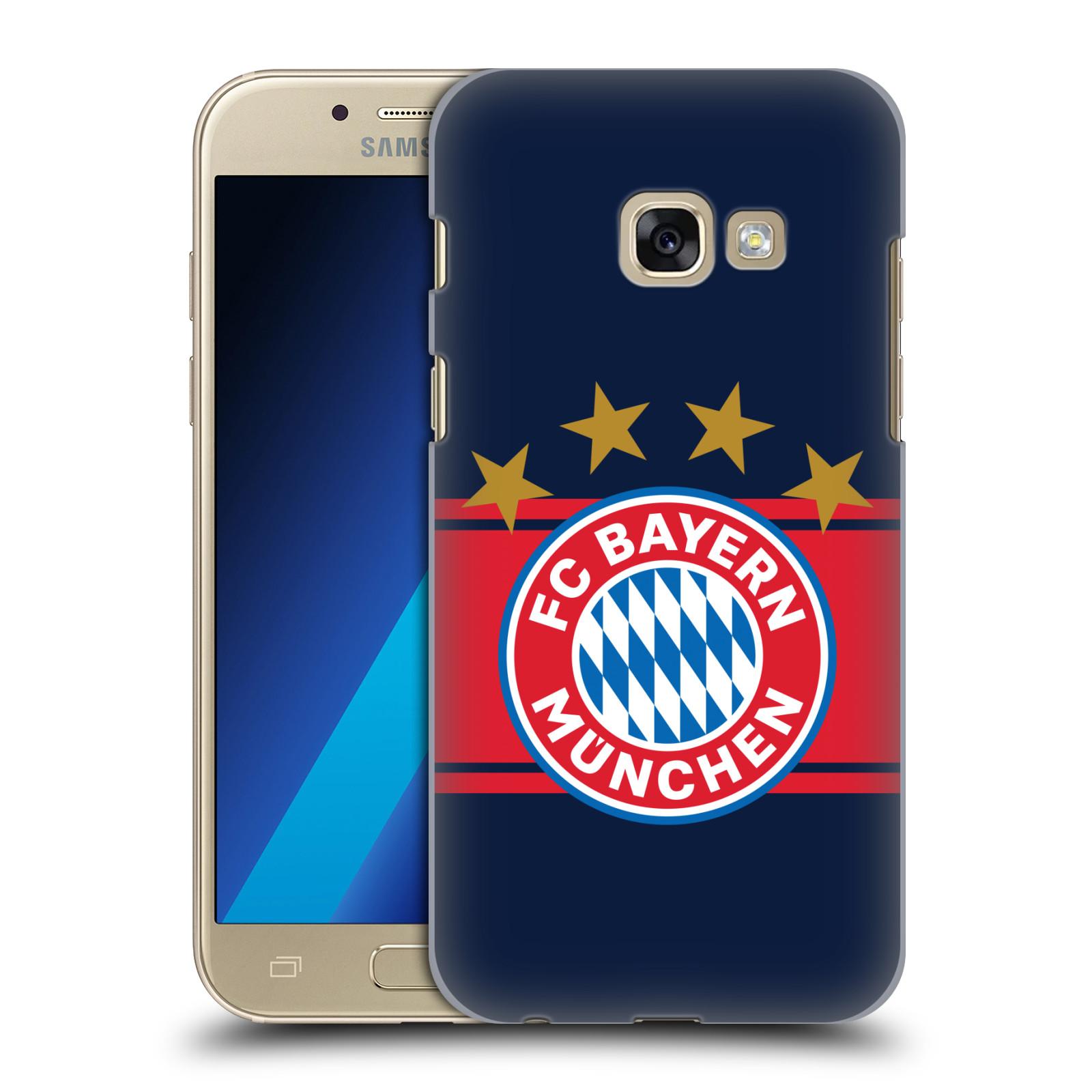 Plastové pouzdro na mobil Samsung Galaxy A3 (2017) - Head Case - FC Bayern Mnichov - Venkovní dres