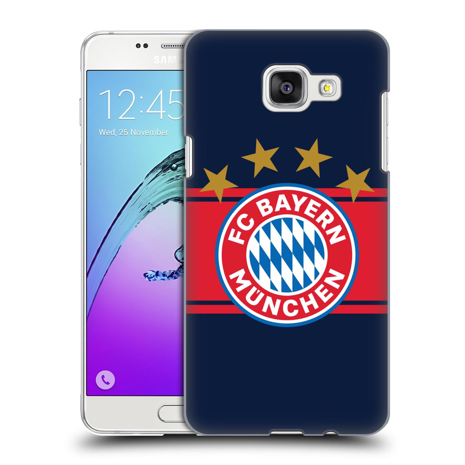 Plastové pouzdro na mobil Samsung Galaxy A5 (2016) - Head Case - FC Bayern Mnichov - Venkovní dres