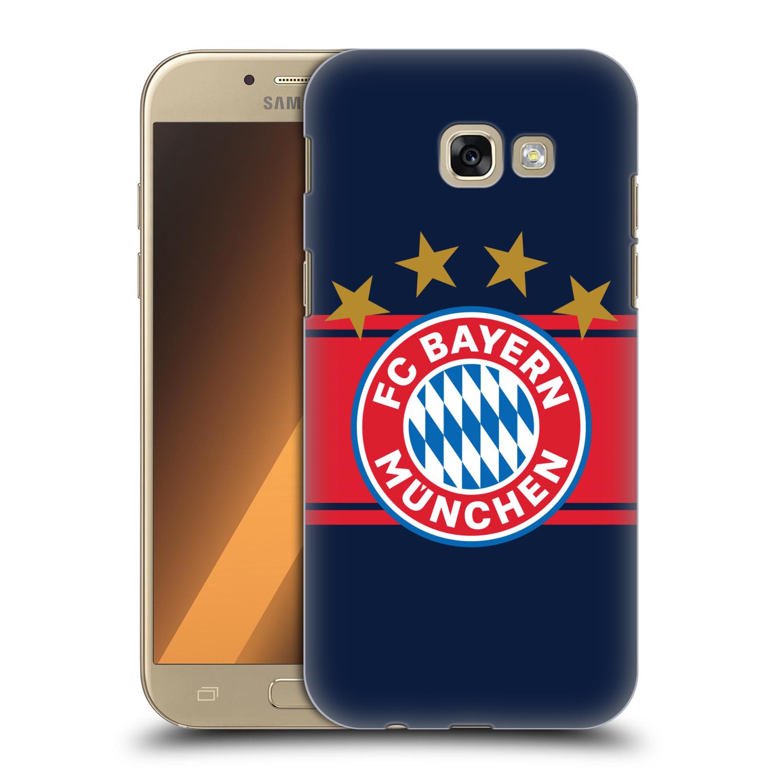 Plastové pouzdro na mobil Samsung Galaxy A5 (2017) - Head Case - FC Bayern Mnichov - Venkovní dres