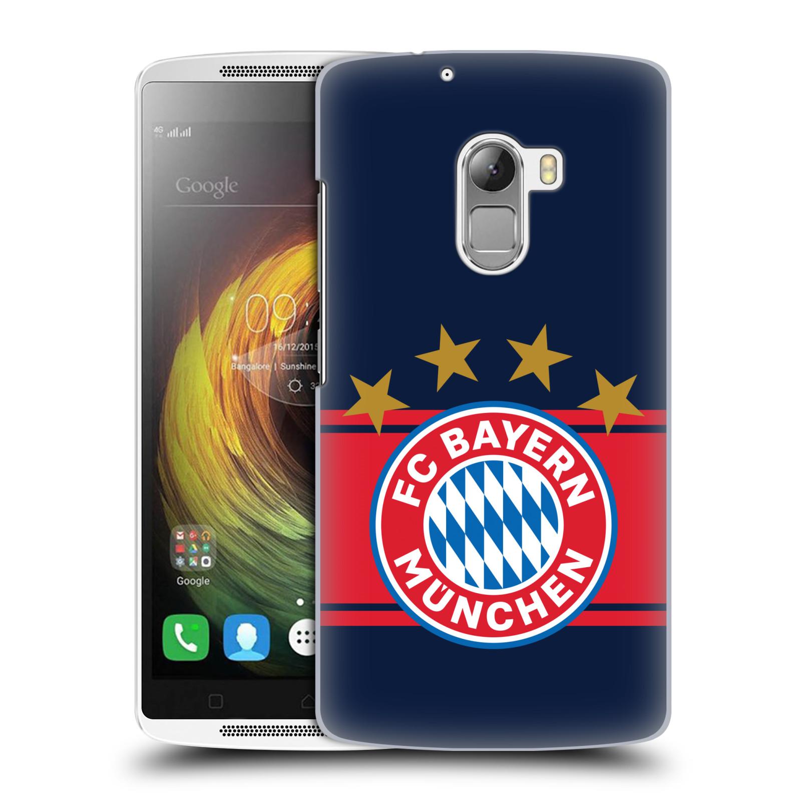 Plastové pouzdro na mobil Lenovo A7010 - Head Case - FC Bayern Mnichov - Venkovní dres