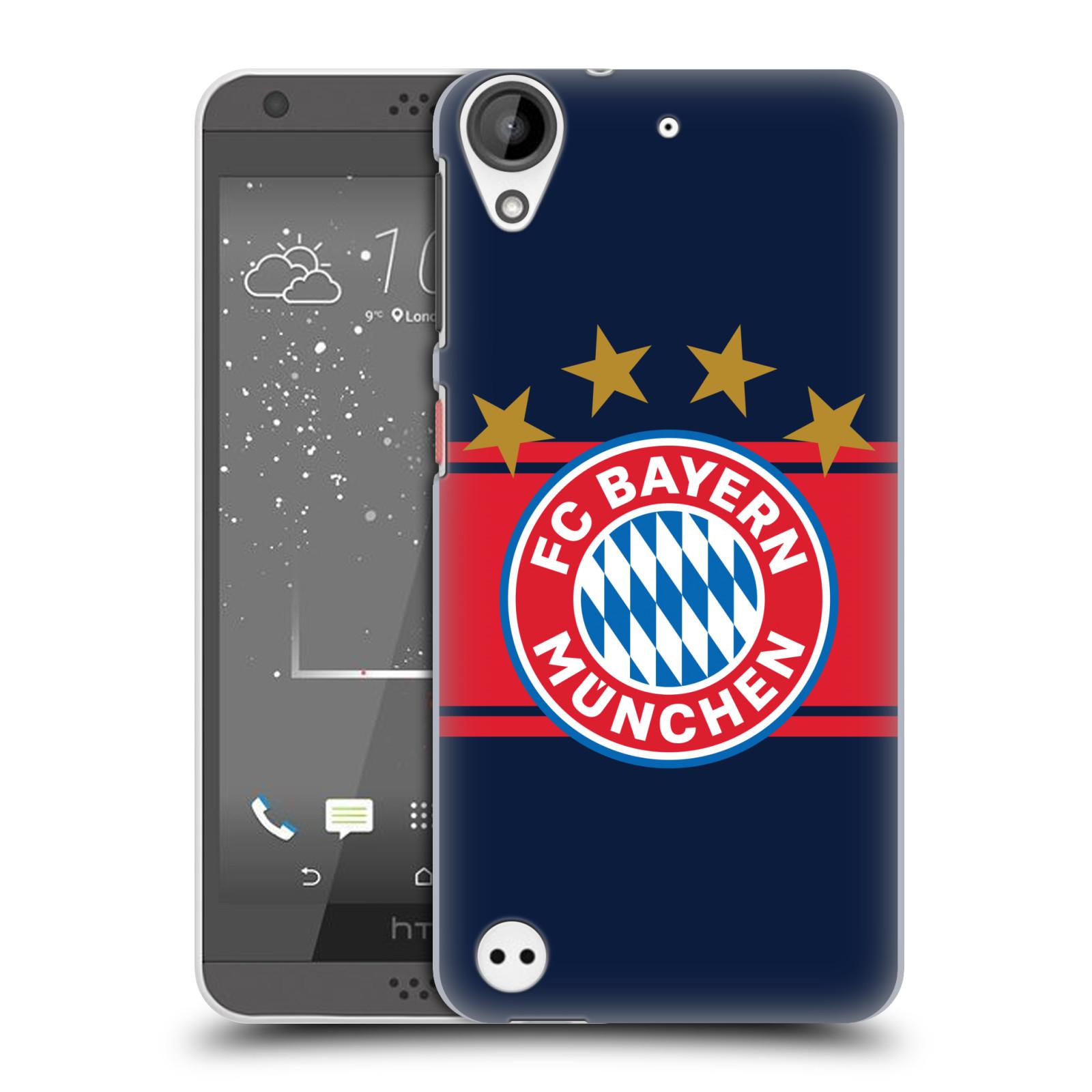 Plastové pouzdro na mobil HTC Desire 530 - Head Case - FC Bayern Mnichov - Venkovní dres