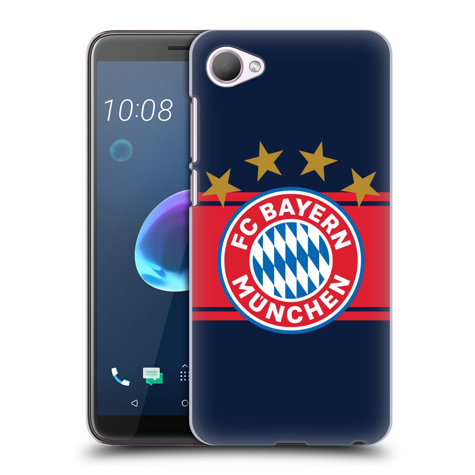 Plastové pouzdro na mobil HTC Desire 12 - Head Case - FC Bayern Mnichov - Venkovní dres