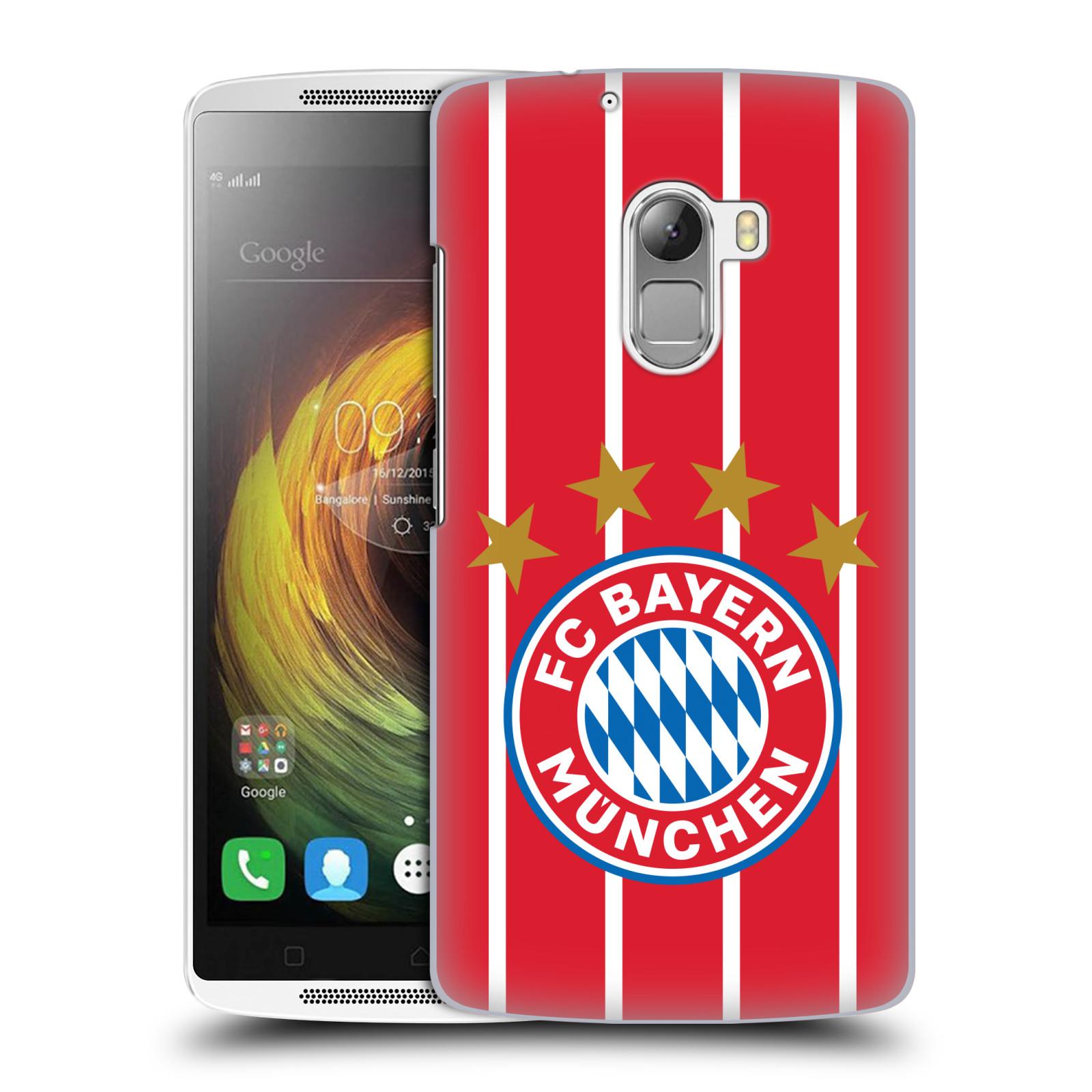 Plastové pouzdro na mobil Lenovo A7010 - Head Case - FC Bayern Mnichov - Domácí dres