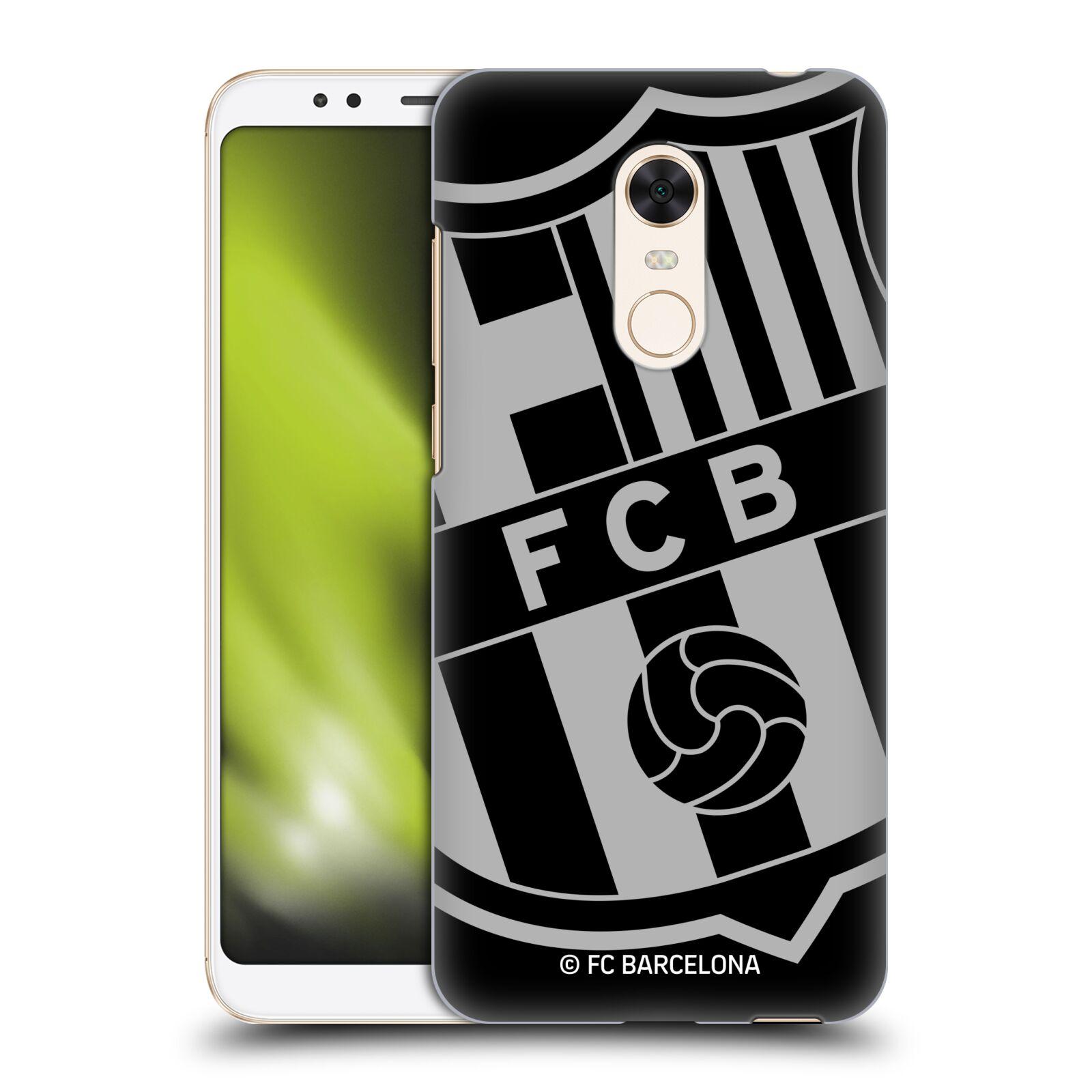 Plastové pouzdro na mobil Xiaomi Redmi 5 Plus - Head Case - FC Barcelona - Velké logo