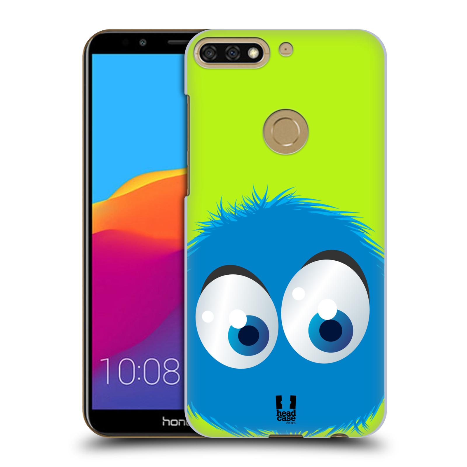 Plastové pouzdro na mobil Honor 7C - Head Case - FUZÍK MODRÝ