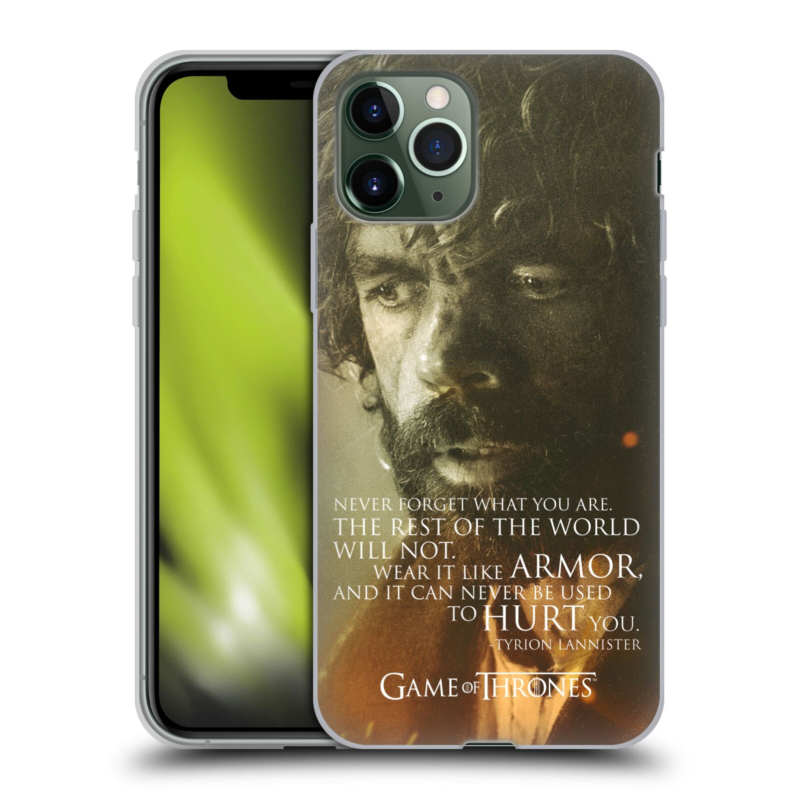 gucci iphone x case uae | Silikonové pouzdro na mobil Apple iPhone 11 Pro - Head Case - Hra o trůny - Tyrion Lannister