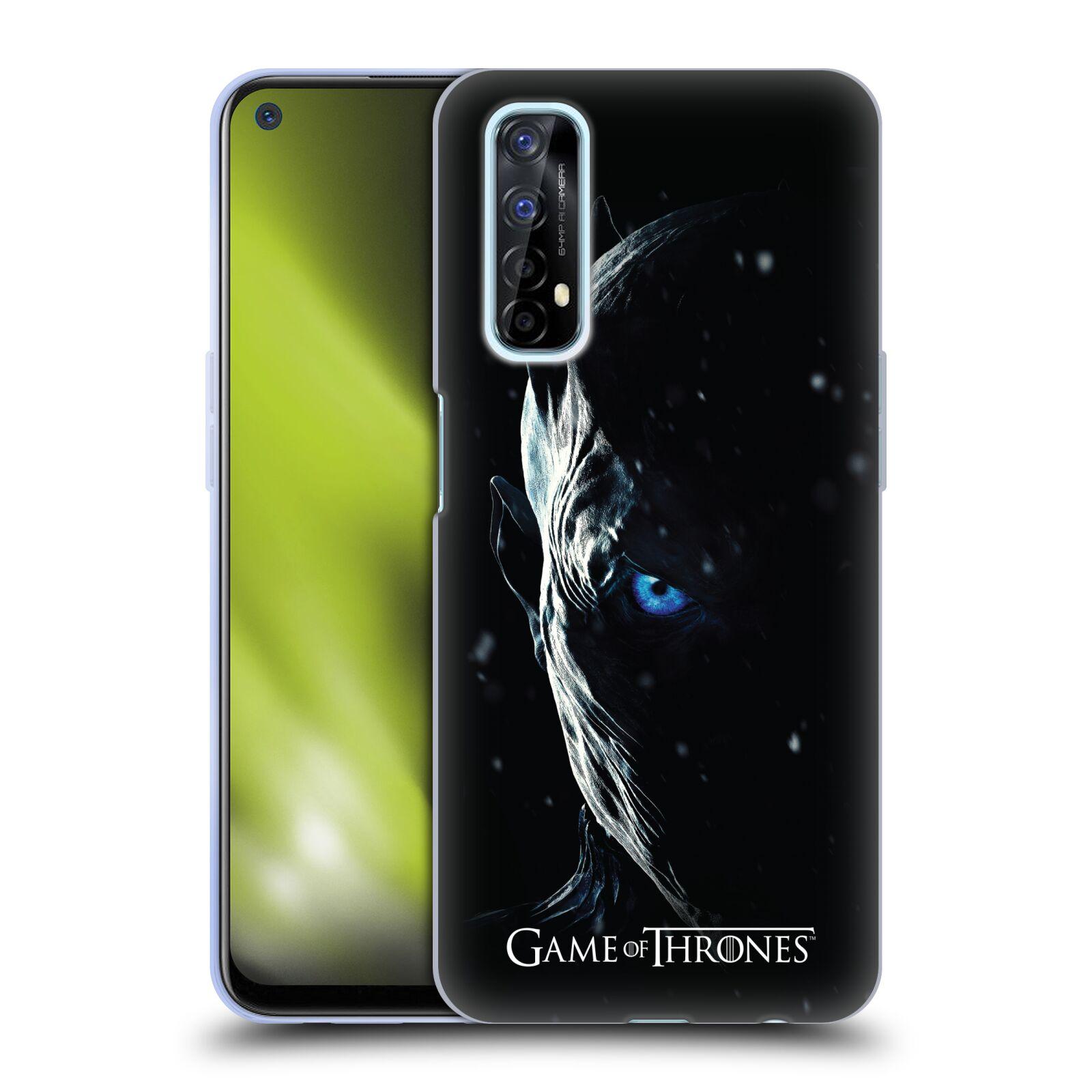 Silikonové pouzdro na mobil Realme 7 - Head Case - Hra o trůny - Night King