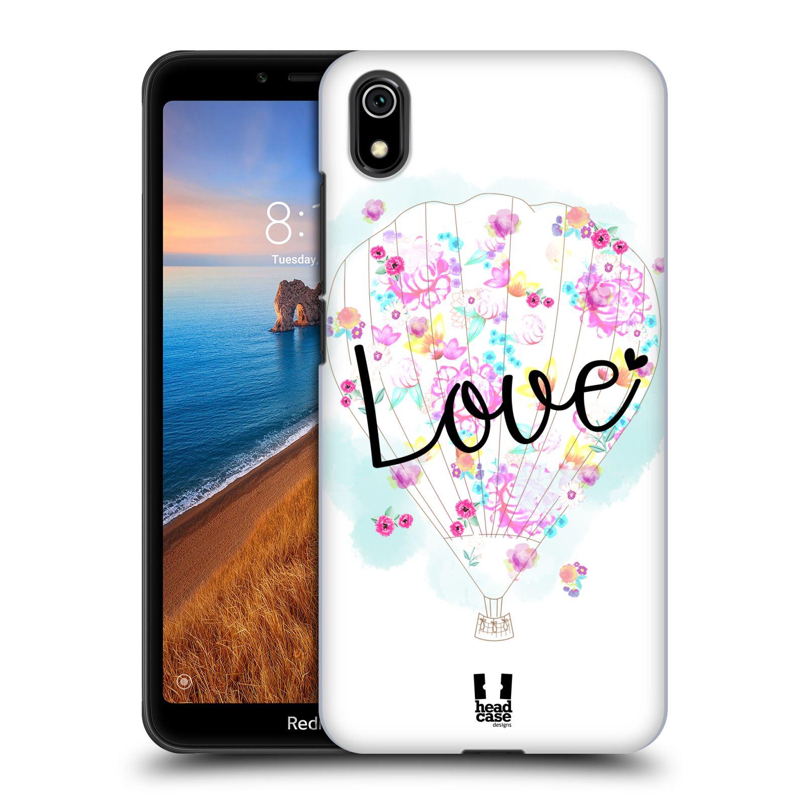Plastové pouzdro na mobil Xiaomi Redmi 7A - Head Case - Balón Love