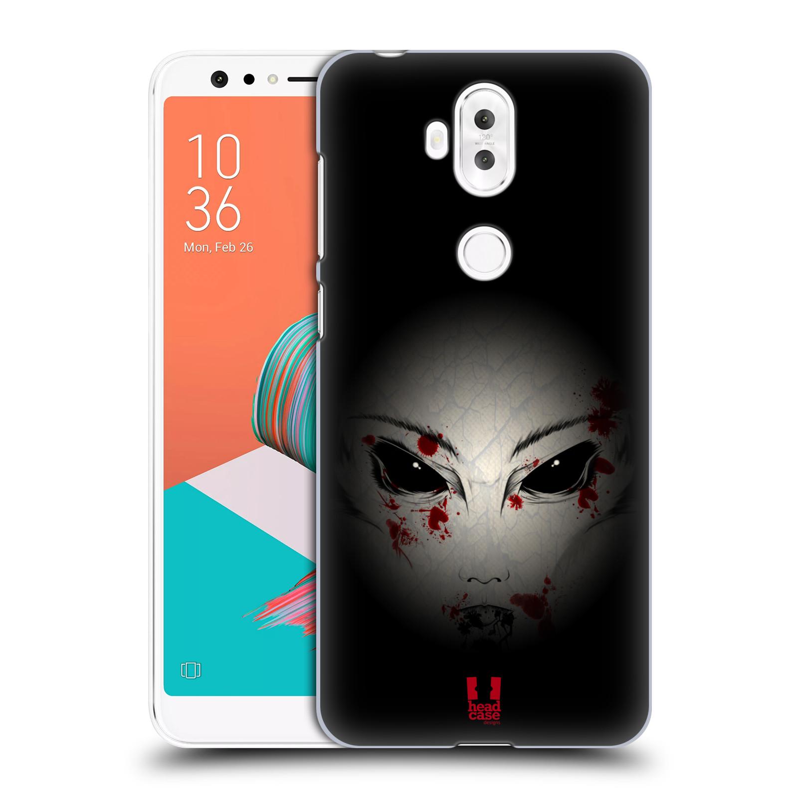 Plastové pouzdro na mobil Asus ZenFone 5 Lite ZC600KL - Head Case - Macabre (Plastový kryt či obal na mobilní telefon Asus ZenFone 5 Lite (ZC600KL) s motivem Macabre)
