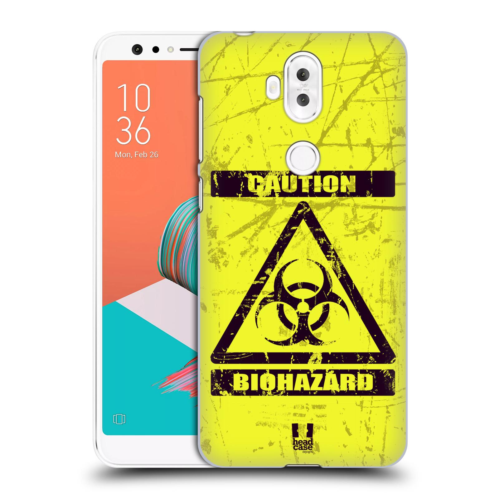Plastové pouzdro na mobil Asus ZenFone 5 Lite ZC600KL - Head Case - BIOHAZARD (Plastový kryt či obal na mobilní telefon Asus ZenFone 5 Lite (ZC600KL) s motivem BIOHAZARD)