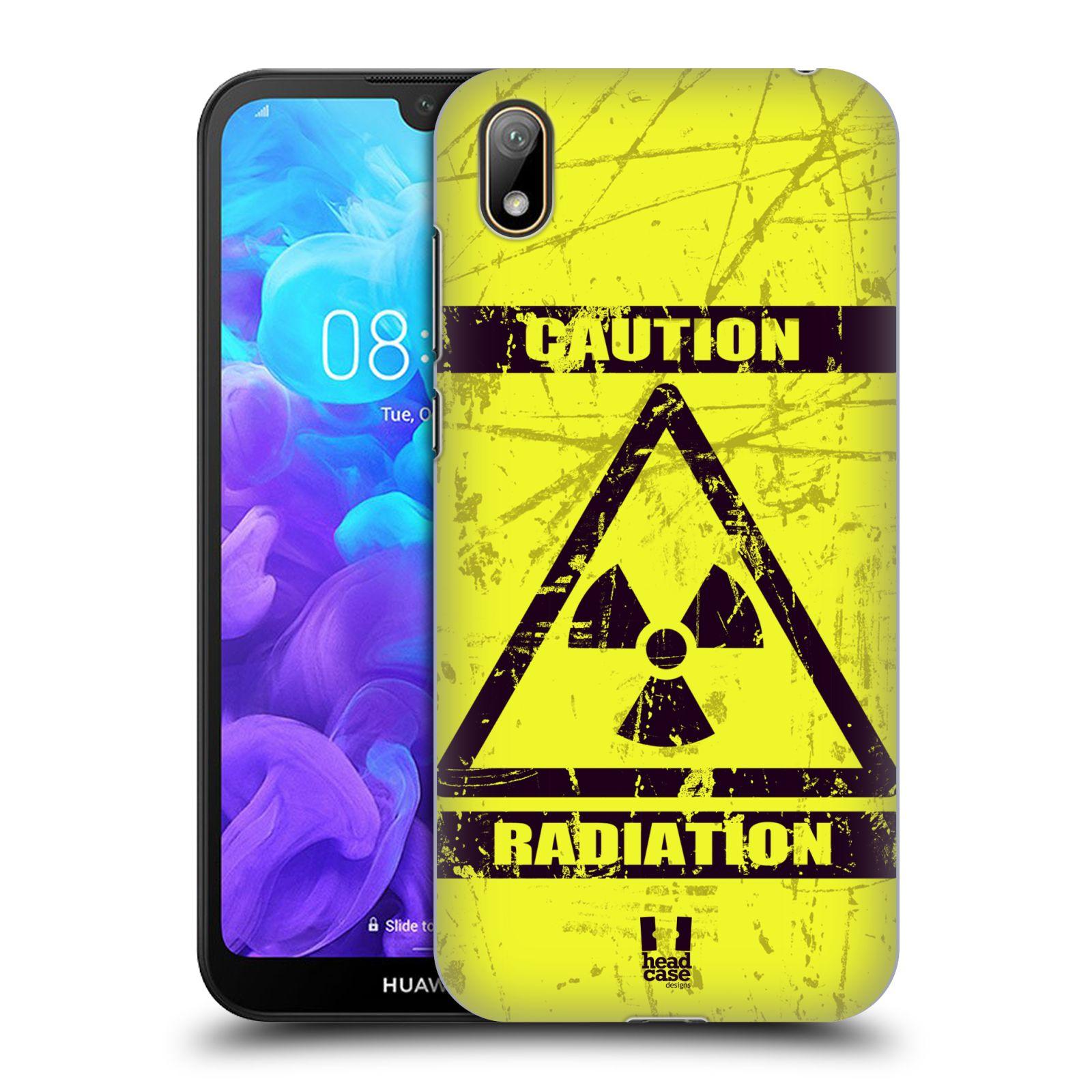 Plastové pouzdro na mobil Honor 8S - Head Case - RADIACE