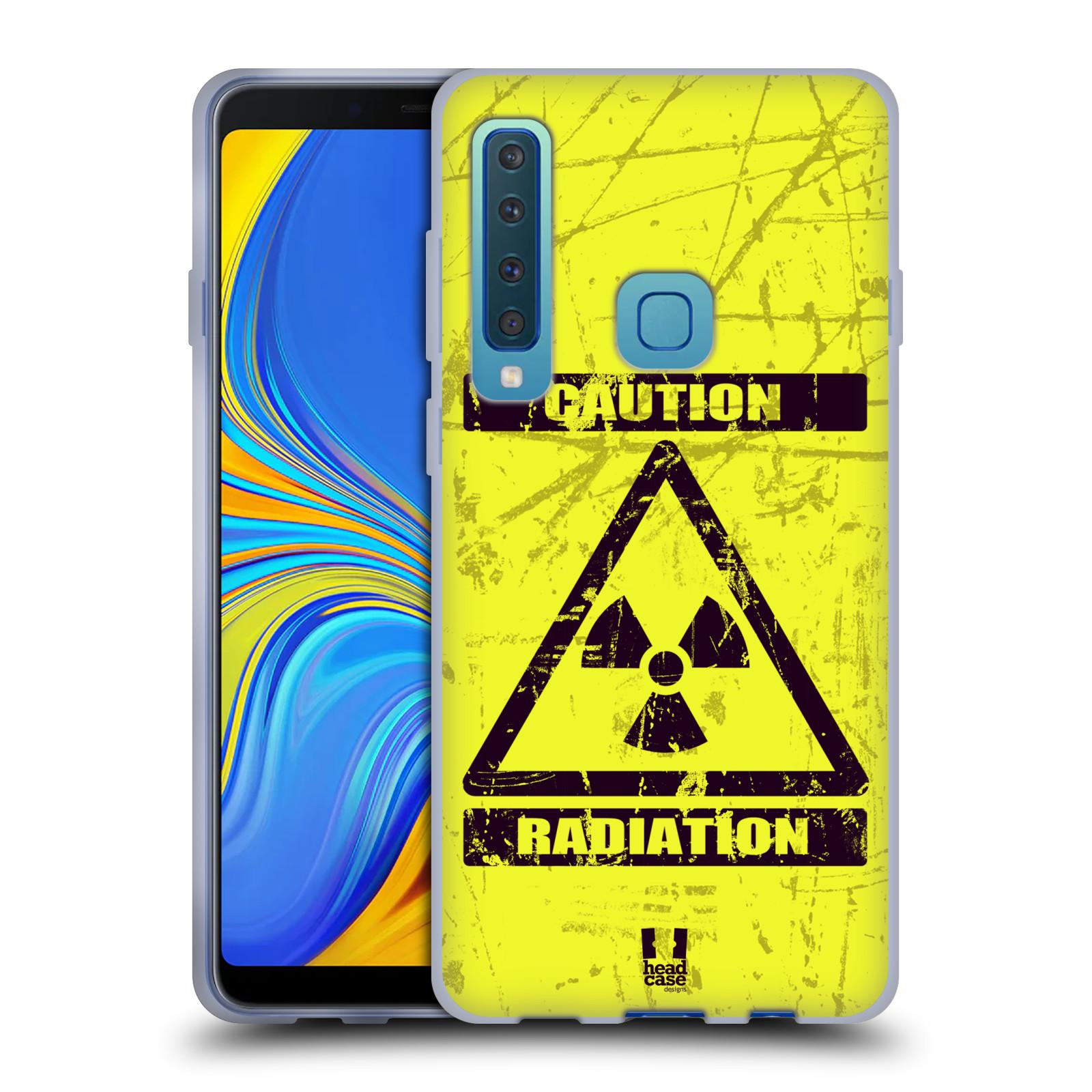 Silikonové pouzdro na mobil Samsung Galaxy A9 (2018) - Head Case - RADIACE