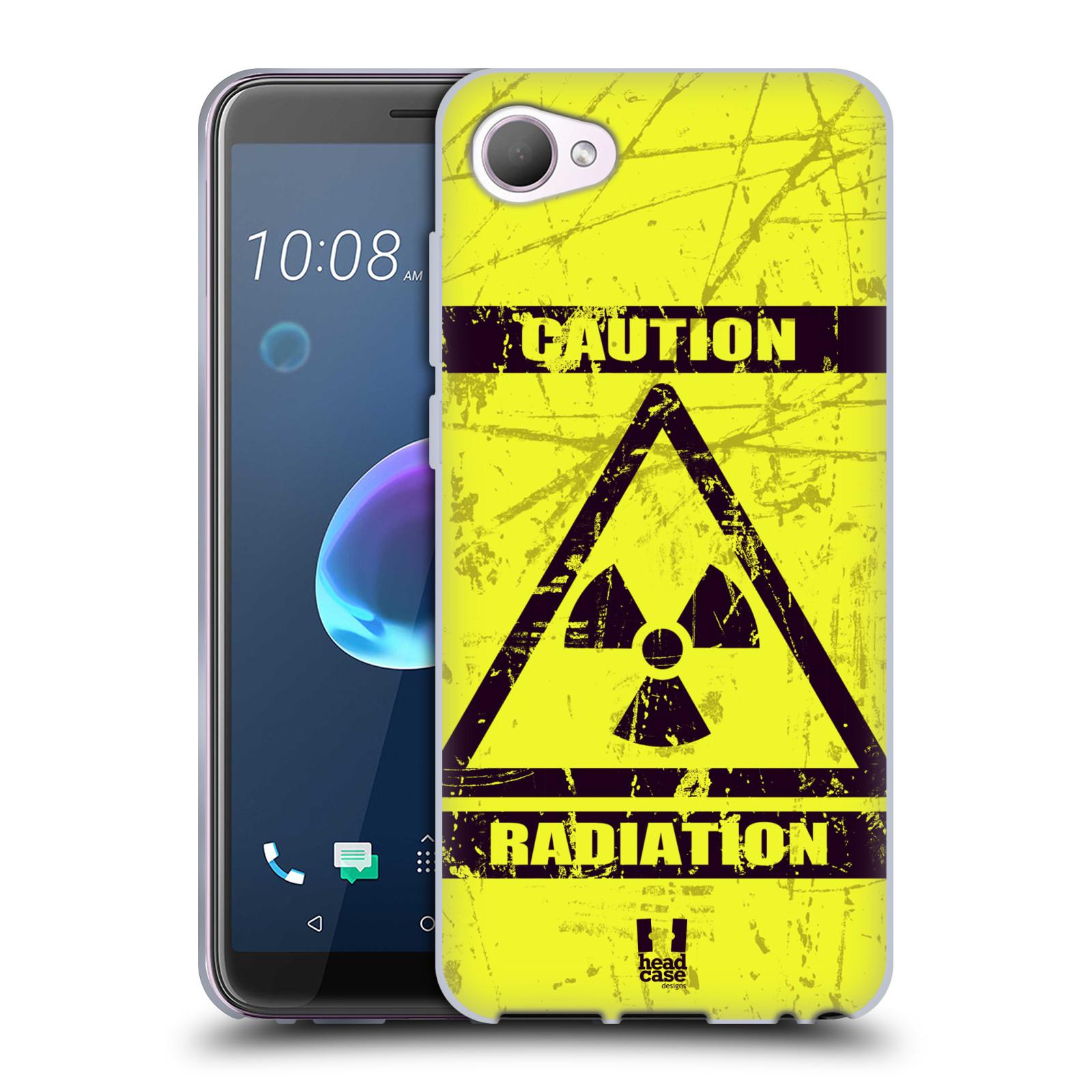 Silikonové pouzdro na mobil HTC Desire 12 - Head Case - RADIACE