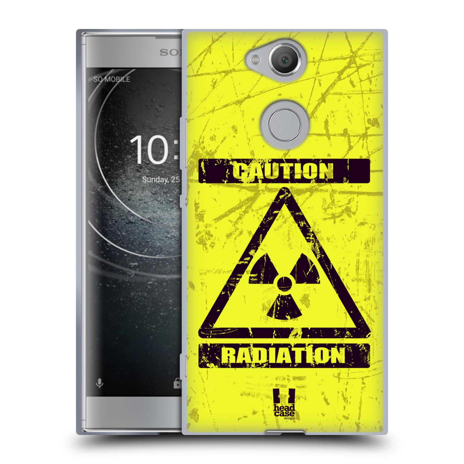 Silikonové pouzdro na mobil Sony Xperia XA2 - Head Case - RADIACE