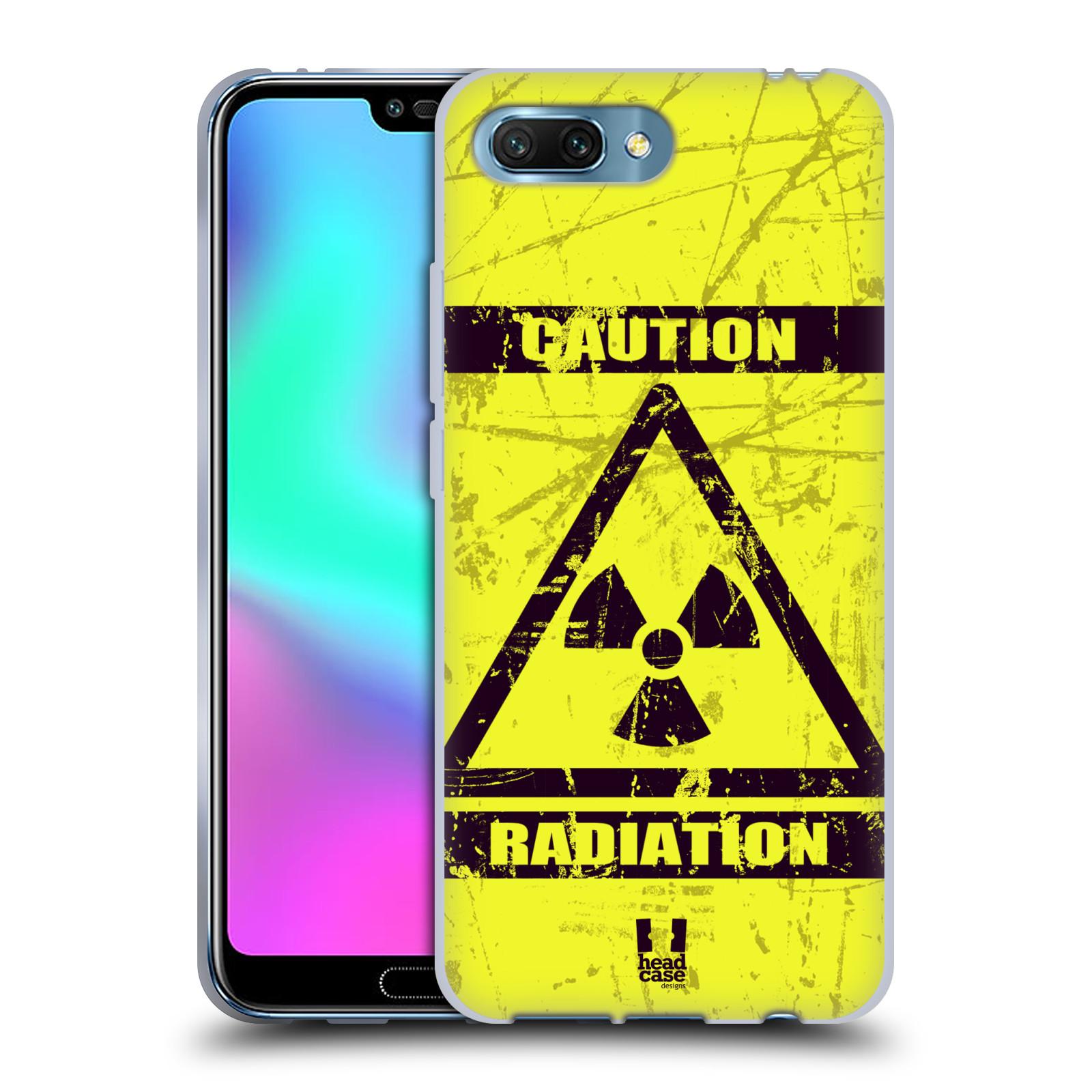 Silikonové pouzdro na mobil Honor 10 - Head Case - RADIACE