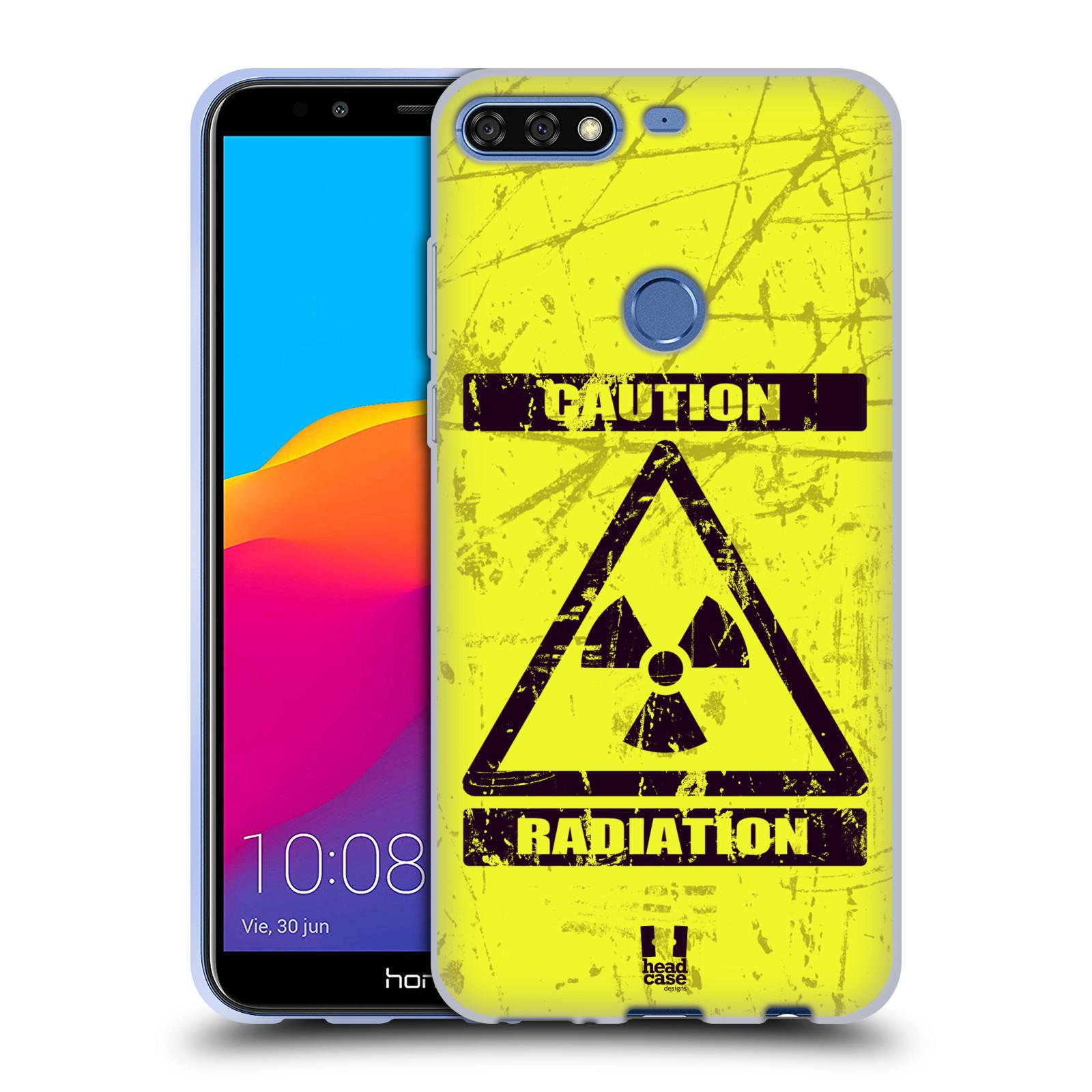 Silikonové pouzdro na mobil Huawei Y7 Prime (2018) - Head Case - RADIACE