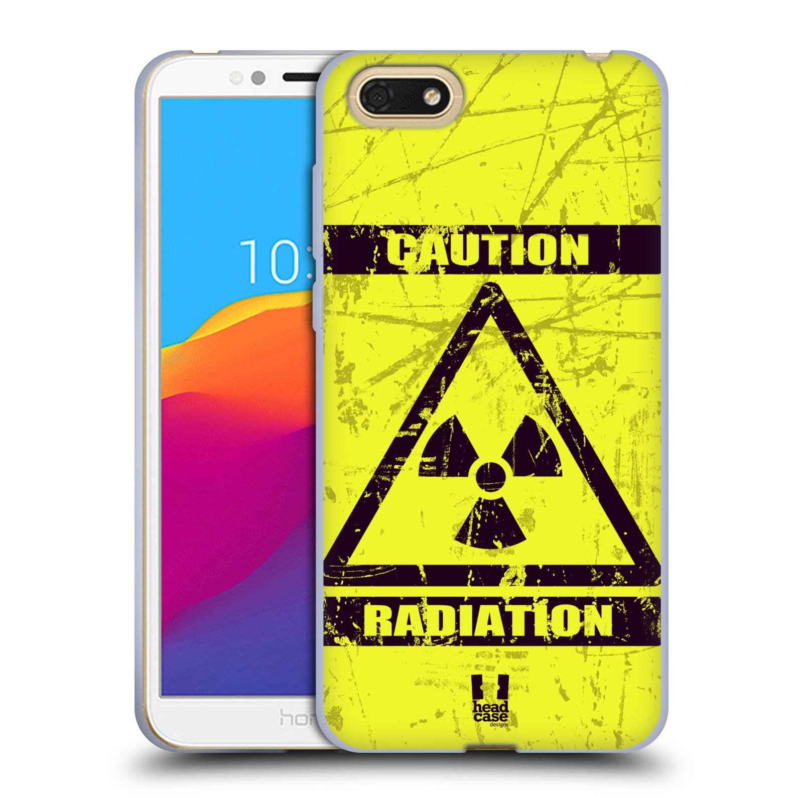 Silikonové pouzdro na mobil Huawei Y5 2018 - Head Case - RADIACE