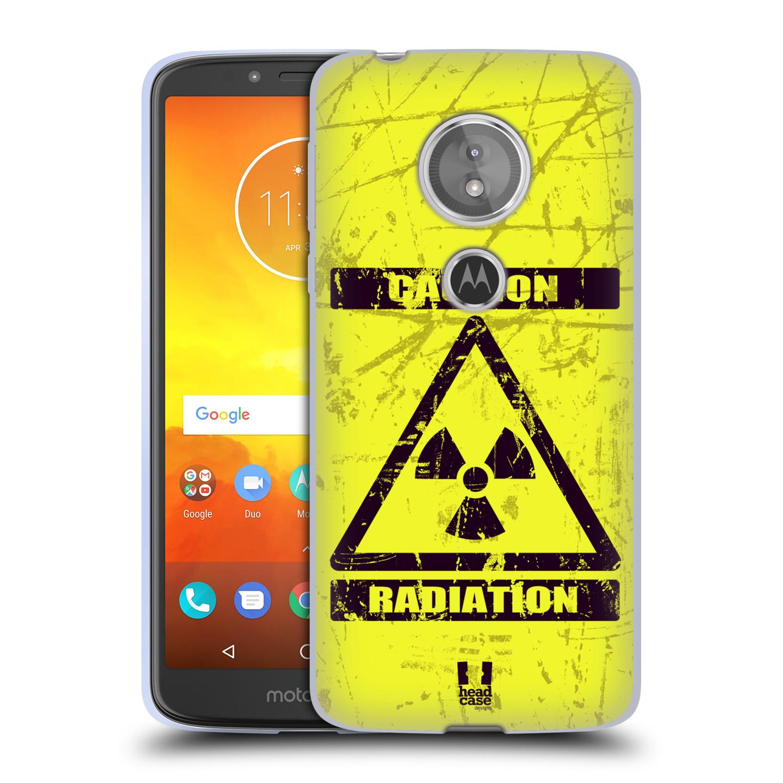 Silikonové pouzdro na mobil Motorola Moto E5 - Head Case - RADIACE