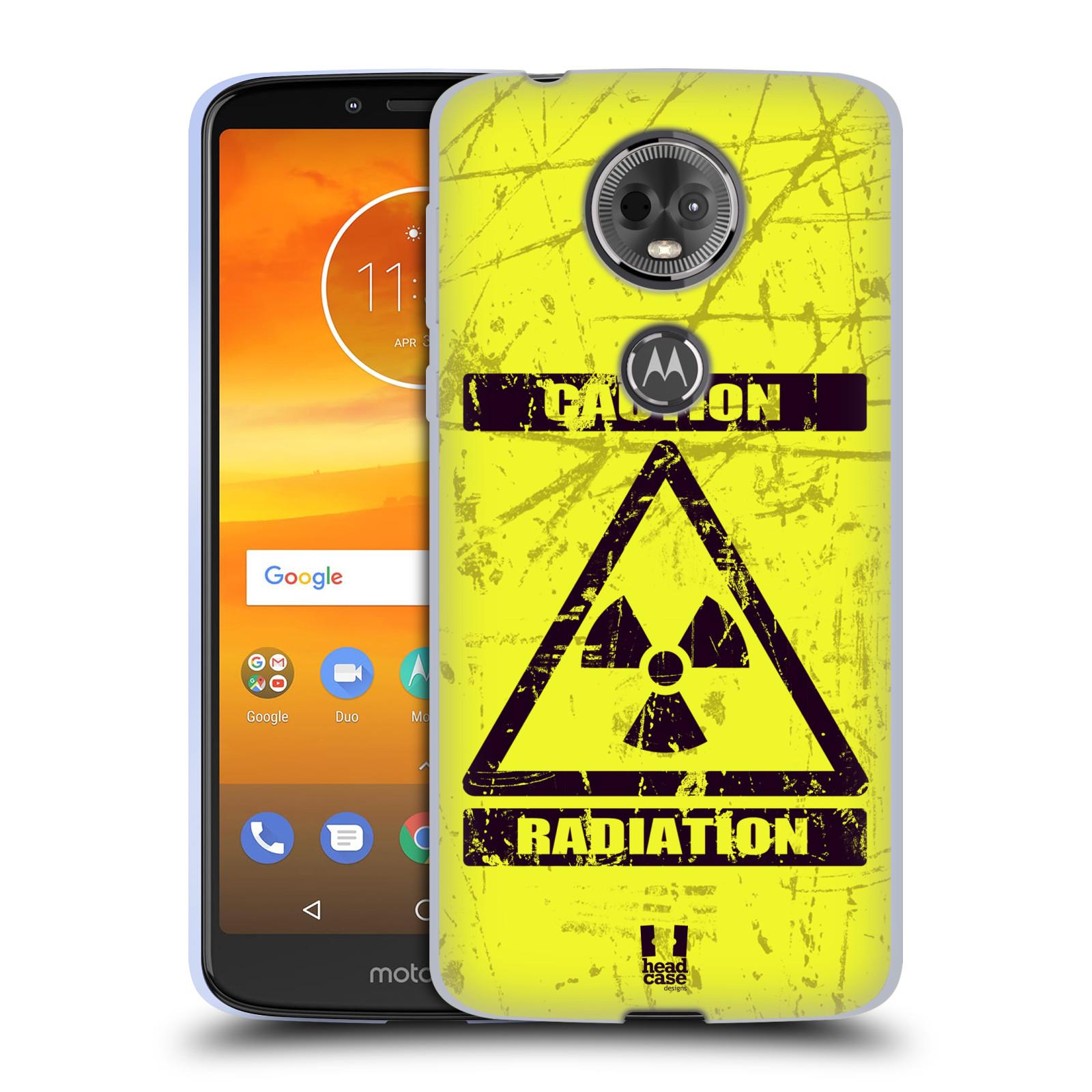 Silikonové pouzdro na mobil Motorola Moto E5 Plus - Head Case - RADIACE