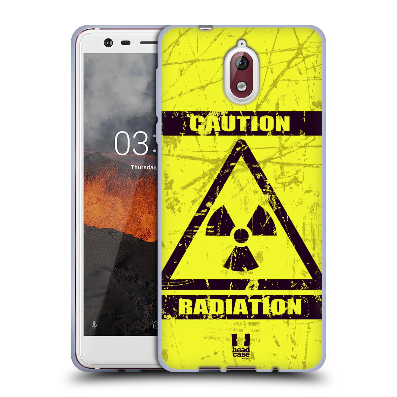 Silikonové pouzdro na mobil Nokia 3.1 - Head Case - RADIACE