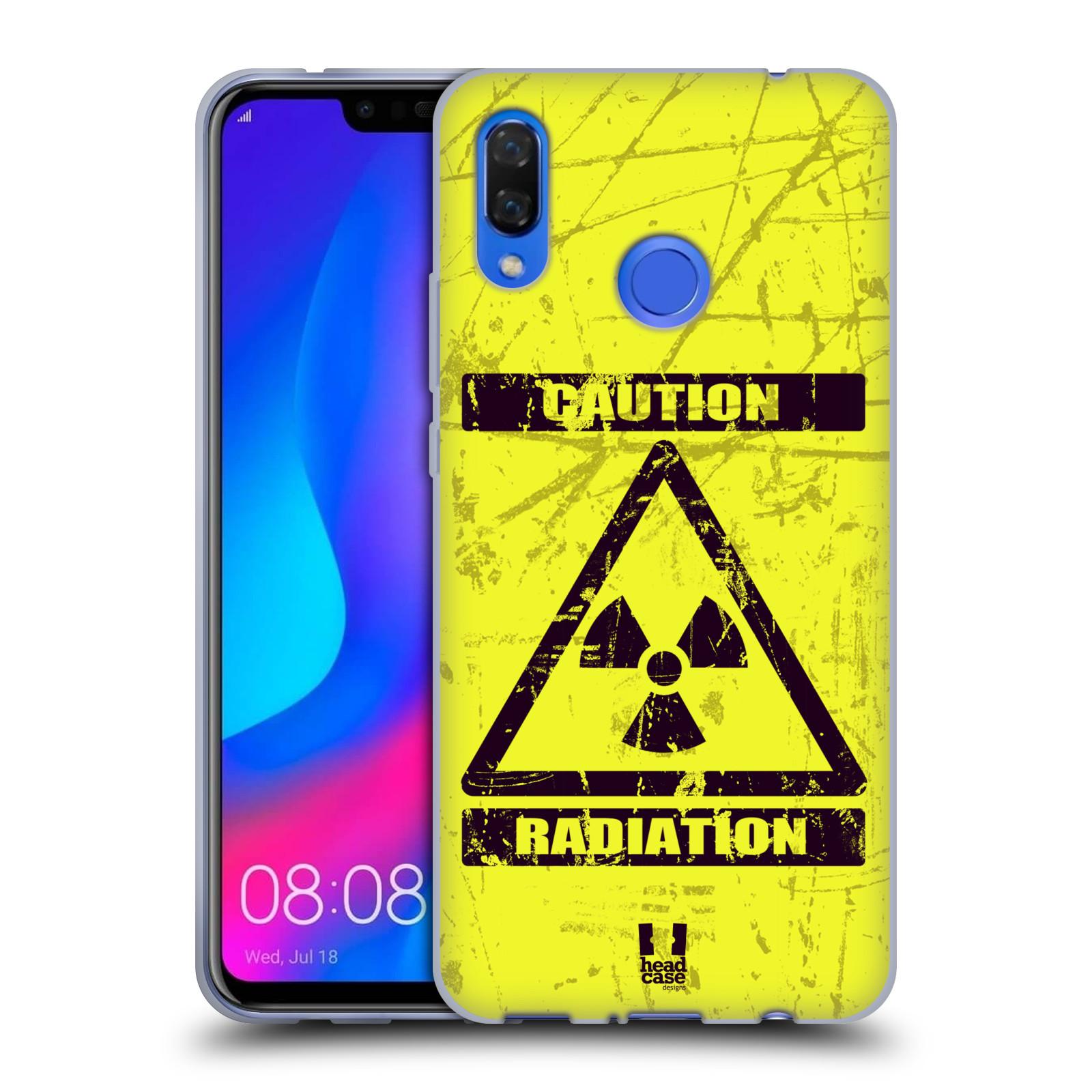 Silikonové pouzdro na mobil Huawei Nova 3 - Head Case - RADIACE