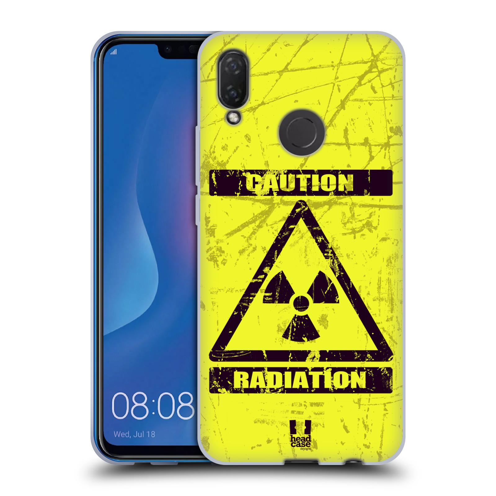 Silikonové pouzdro na mobil Huawei Nova 3i - Head Case - RADIACE