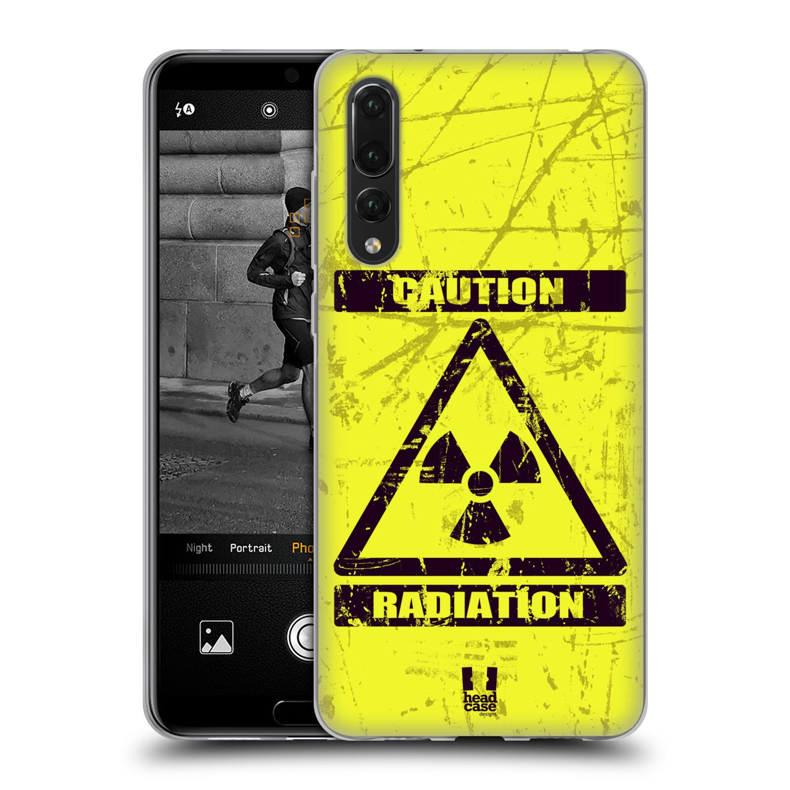 Silikonové pouzdro na mobil Huawei P20 Pro - Head Case - RADIACE