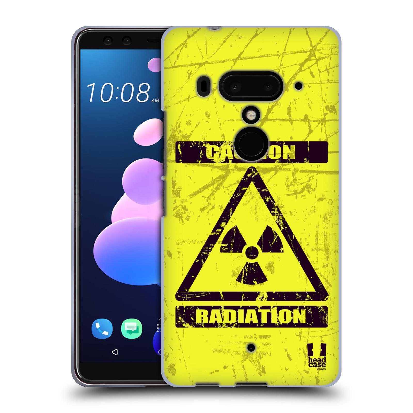 Silikonové pouzdro na mobil HTC U12 Plus - Head Case - RADIACE