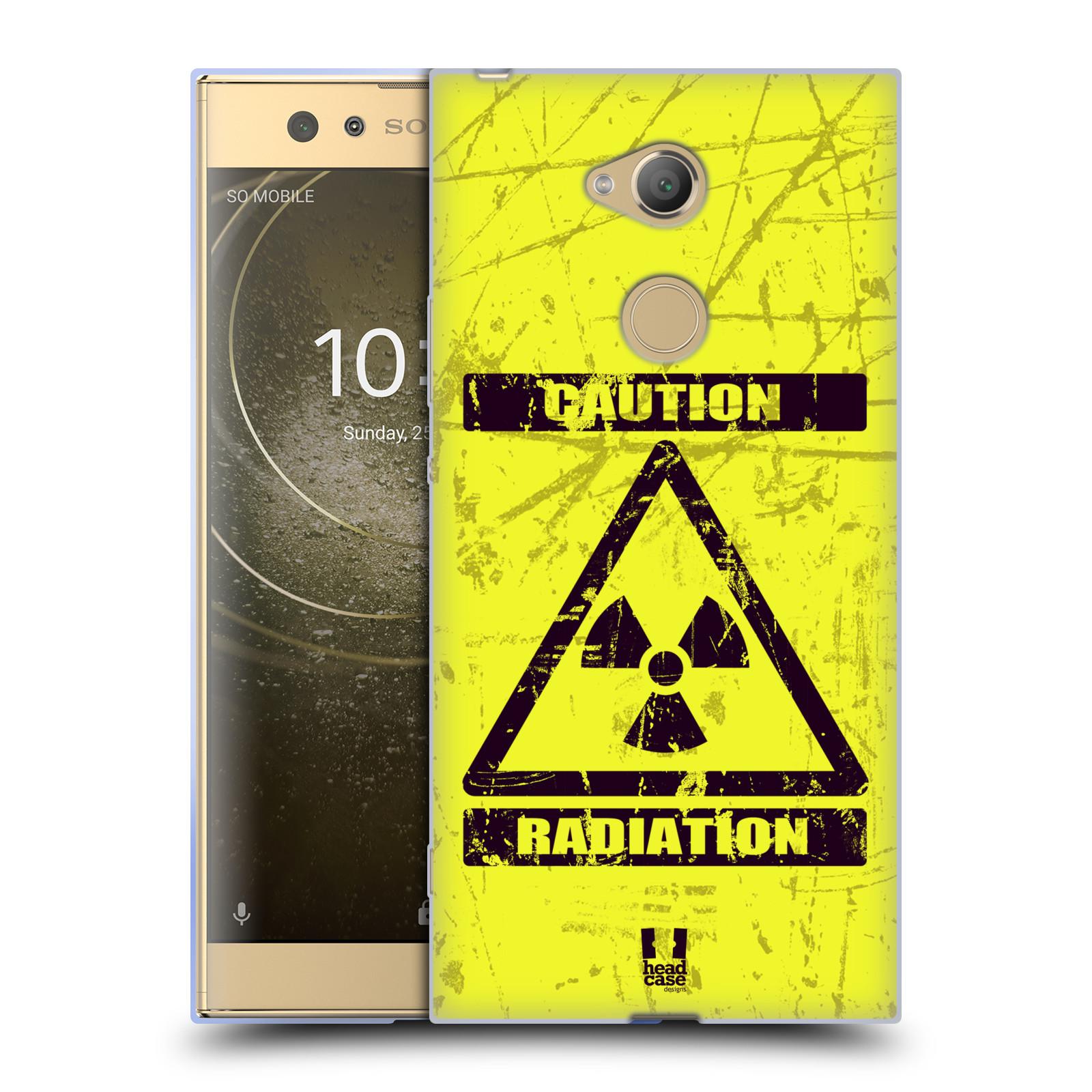 Silikonové pouzdro na mobil Sony Xperia XA2 Ultra - Head Case - RADIACE
