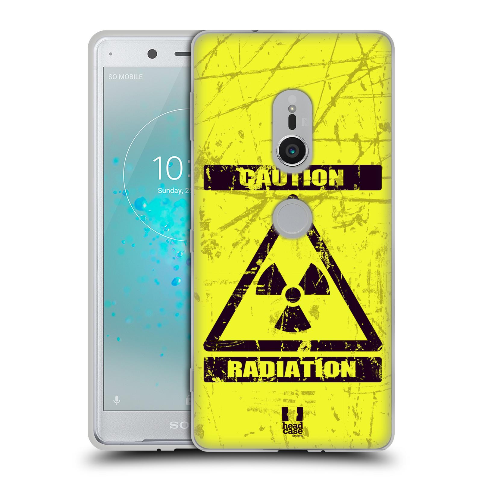 Silikonové pouzdro na mobil Sony Xperia XZ2 - Head Case - RADIACE