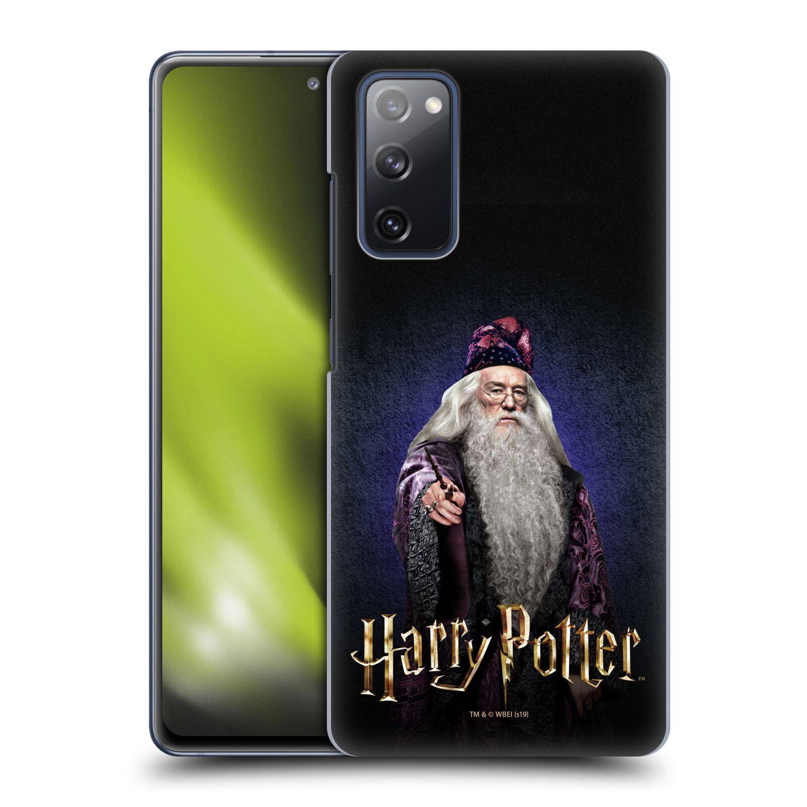 Plastové pouzdro na mobil Samsung Galaxy S20 FE - Harry Potter - Albus Brumbál