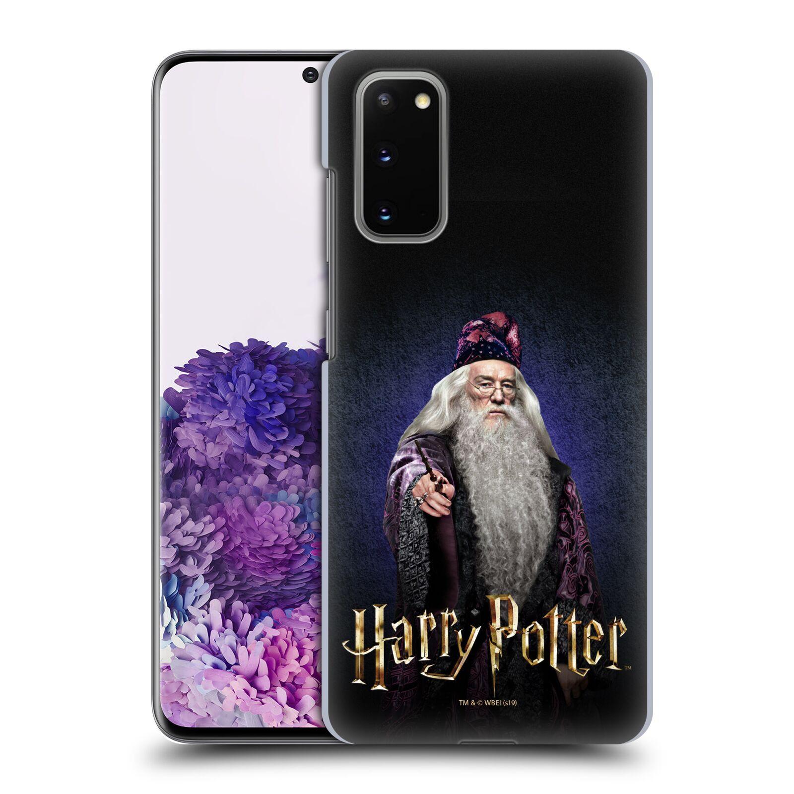 Plastové pouzdro na mobil Samsung Galaxy S20 - Harry Potter - Albus Brumbál