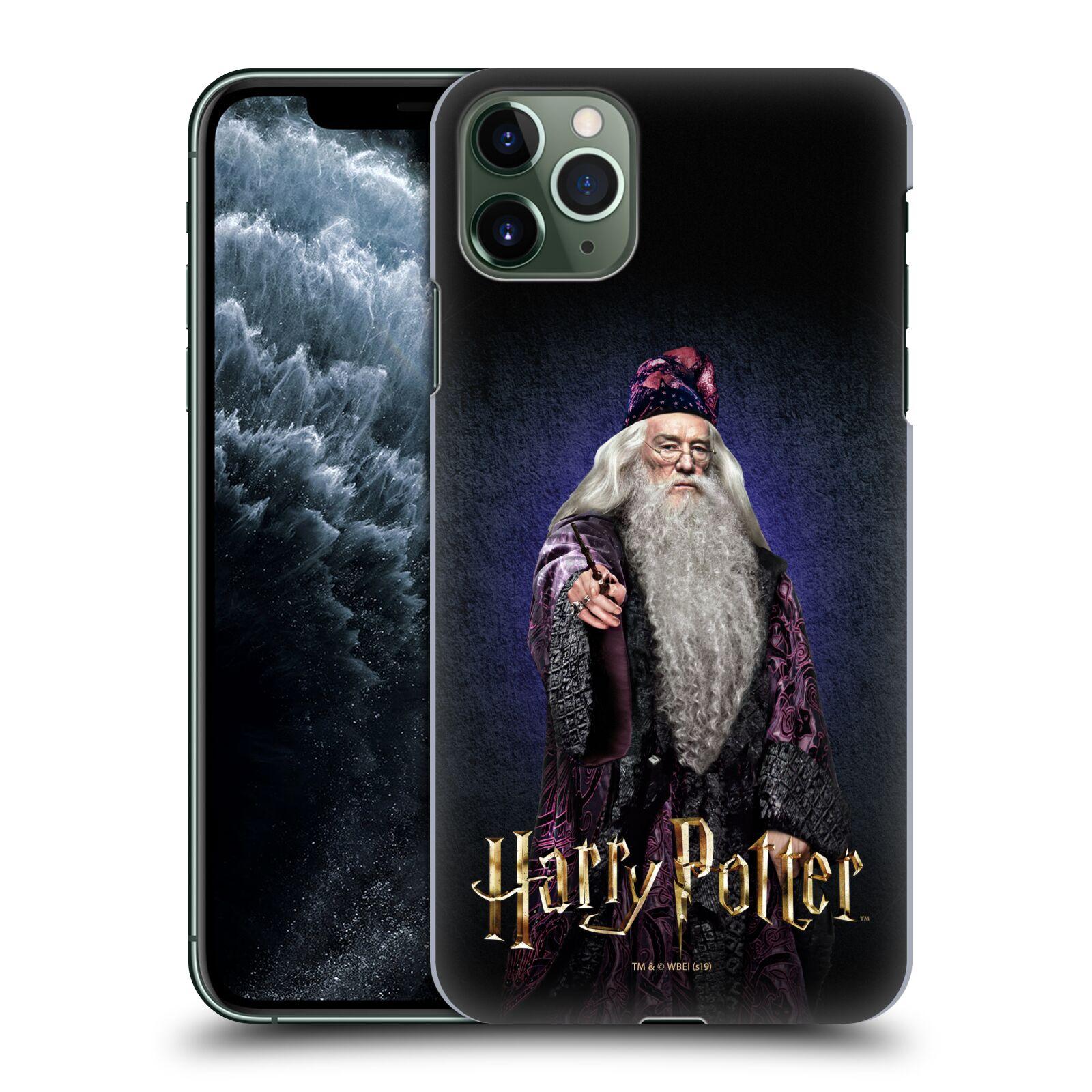 Plastové pouzdro na mobil Apple iPhone 11 Pro Max - Harry Potter - Albus Brumbál