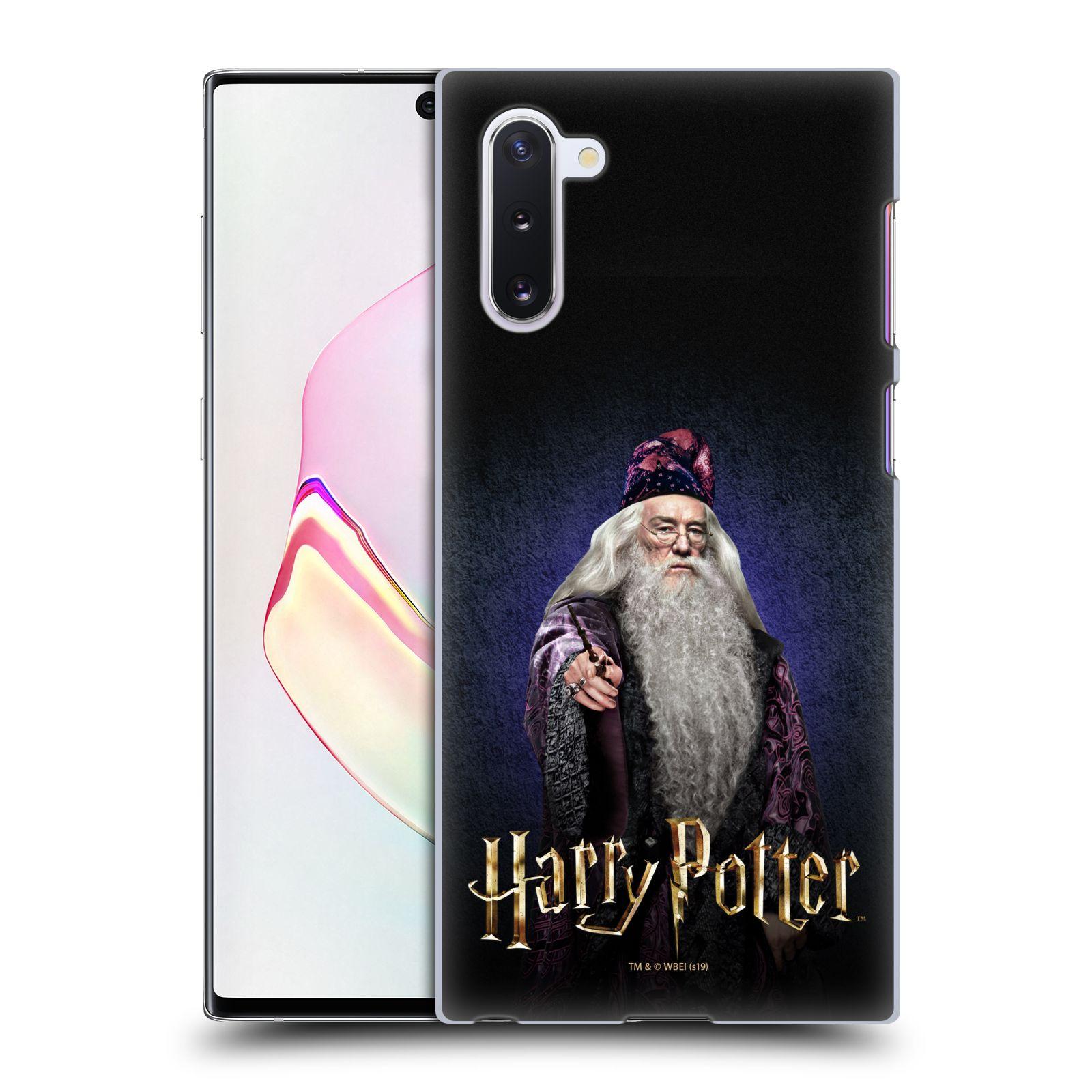 Plastové pouzdro na mobil Samsung Galaxy Note 10 - Harry Potter - Albus Brumbál