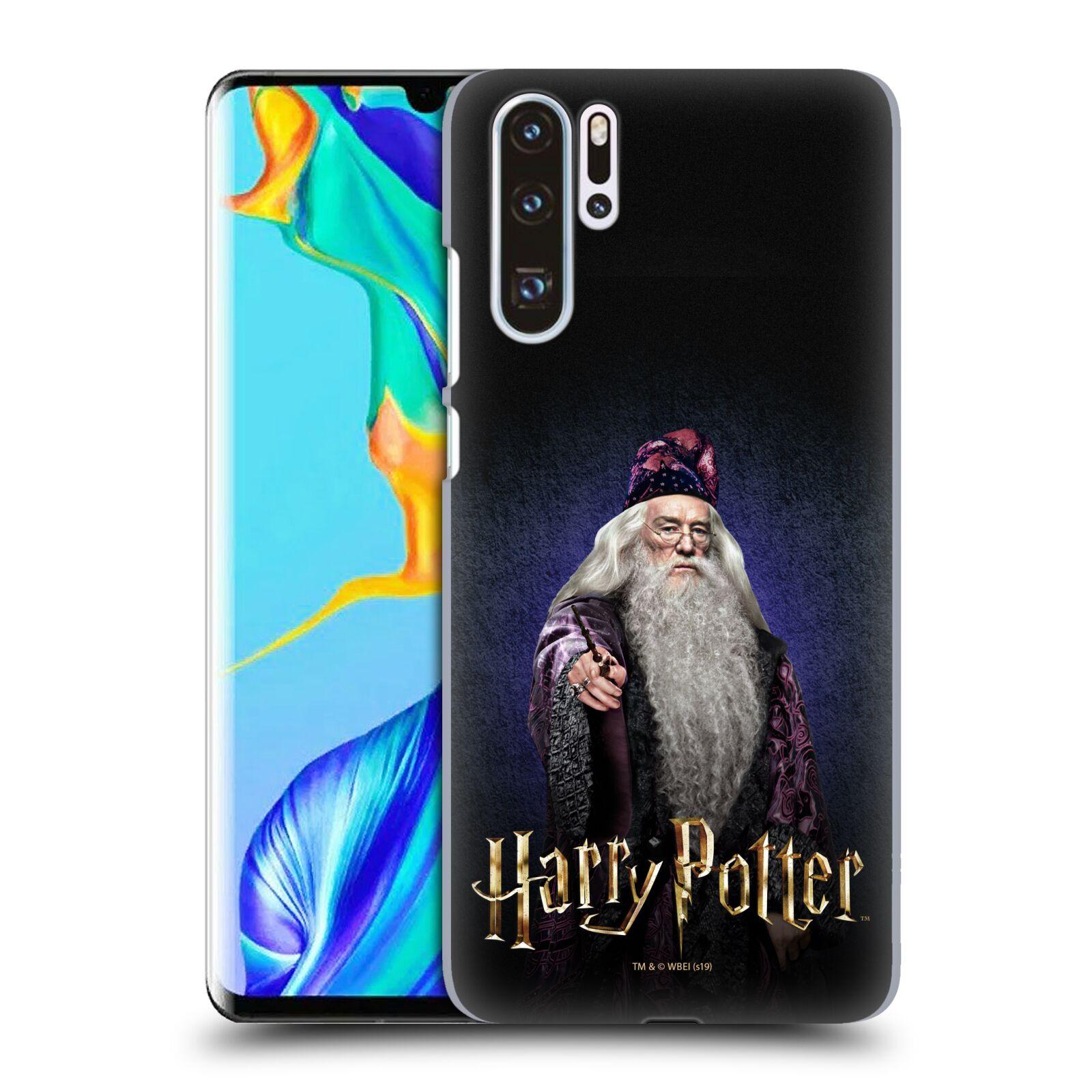 Plastové pouzdro na mobil Huawei P30 Pro - Harry Potter - Albus Brumbál