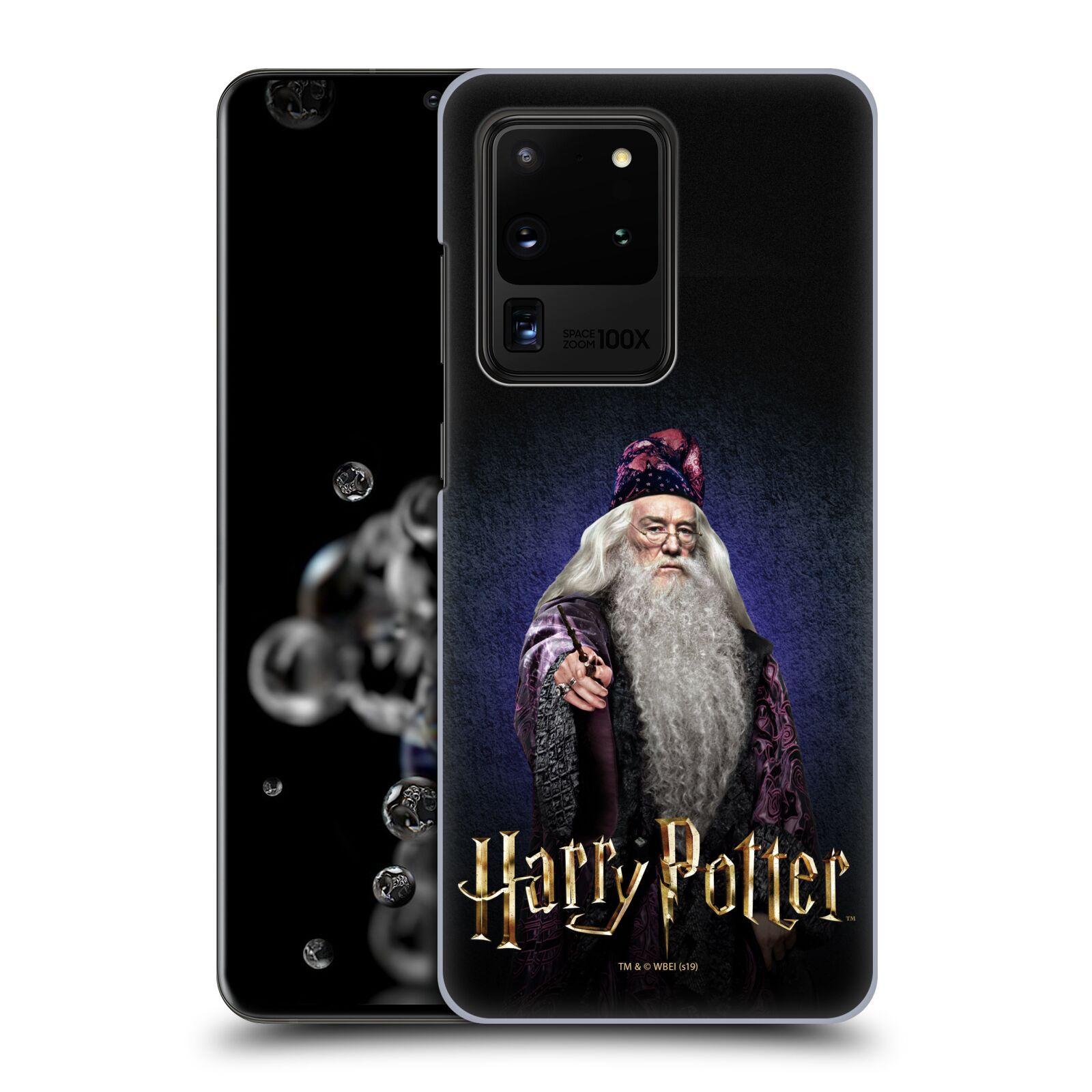 Plastové pouzdro na mobil Samsung Galaxy S20 Ultra - Harry Potter - Albus Brumbál