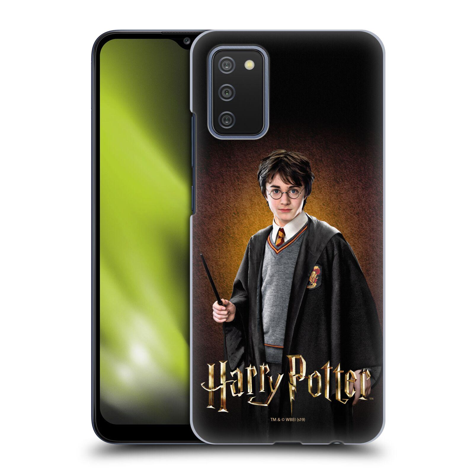 Plastové pouzdro na mobil Samsung Galaxy A02s - Harry Potter - Malý Harry Potter