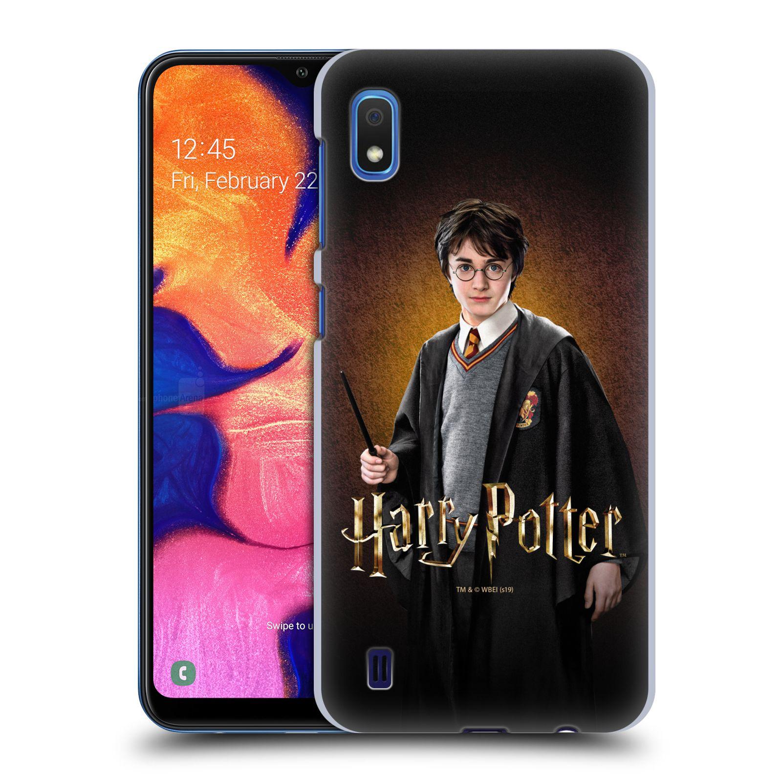 Plastové pouzdro na mobil Samsung Galaxy A10 - Harry Potter - Malý Harry Potter